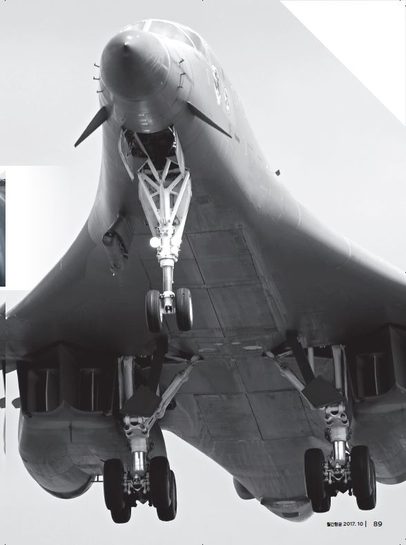 Aerospace & Defense (Korea) - USAF B-1B Lancers (8)