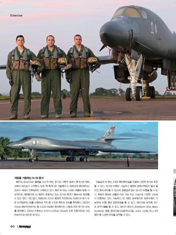 Aerospace & Defense (Korea) - USAF B-1B Lancers (9)