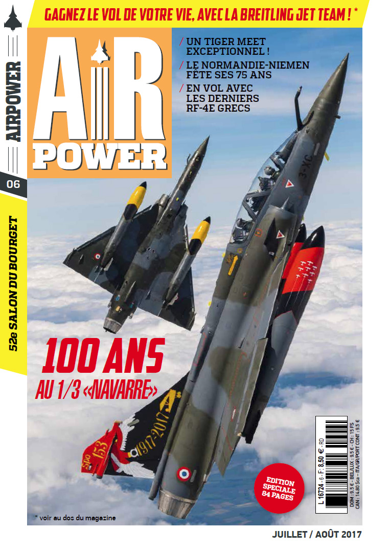 Air Power magazine (France) - Hellenic RF-4E (1)
