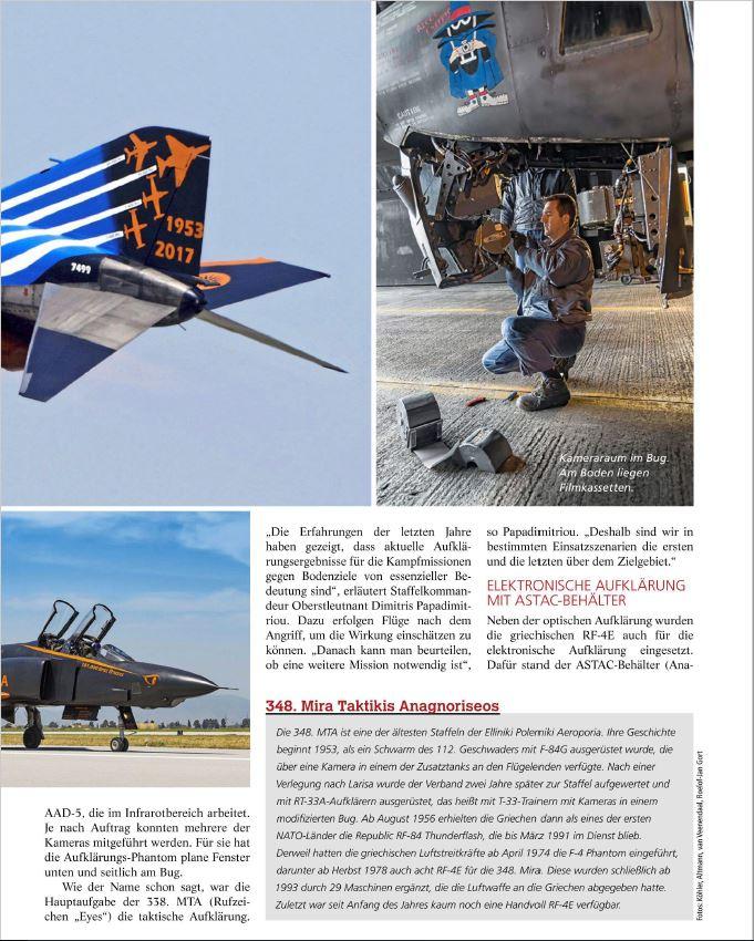 Flug Revue (Germany) - Hellenic RF-4E (5)