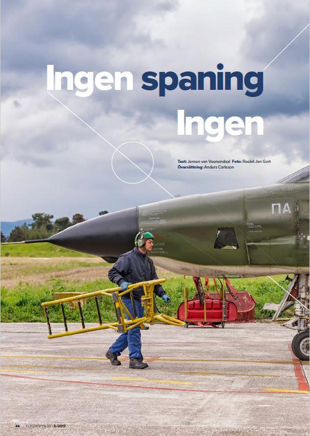 Flygrevyn (Sweden) - Hellenic RF-4E (1)