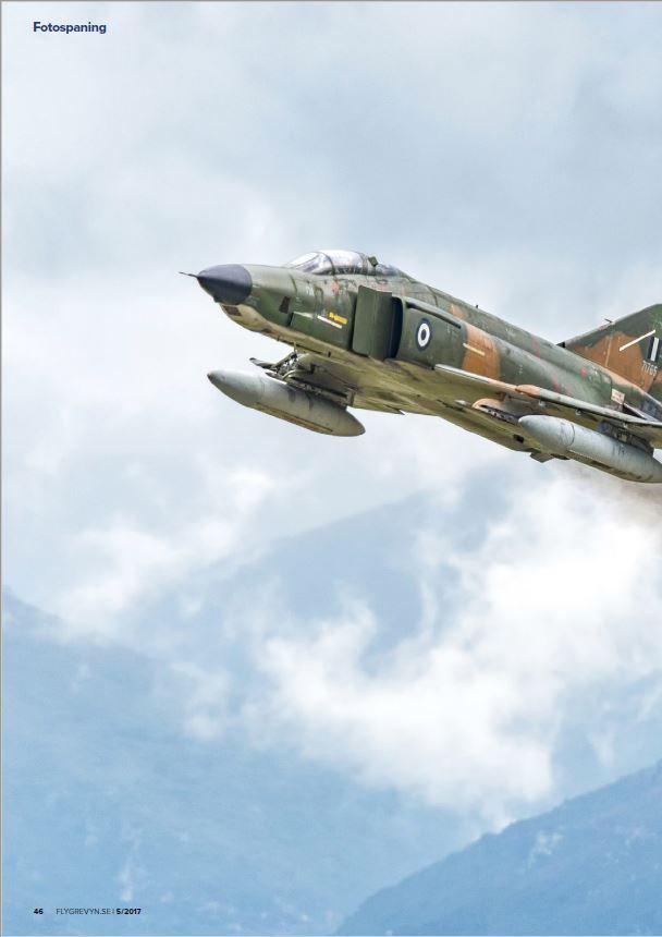 Flygrevyn (Sweden) - Hellenic RF-4E (3)