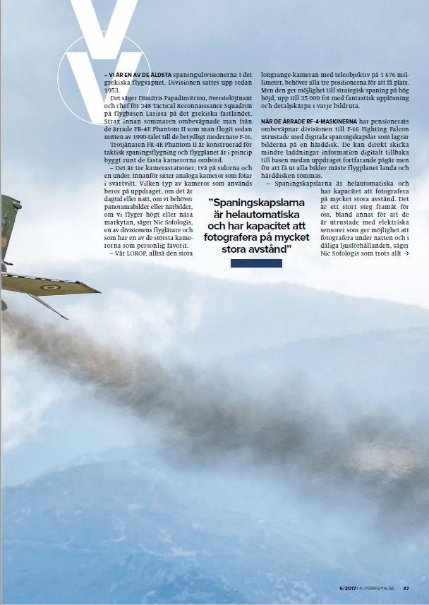 Flygrevyn (Sweden) - Hellenic RF-4E (4)