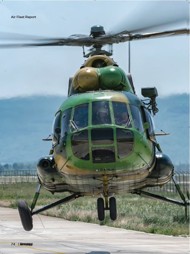 Aerospace & Defense - Macedonian Air Force (1)