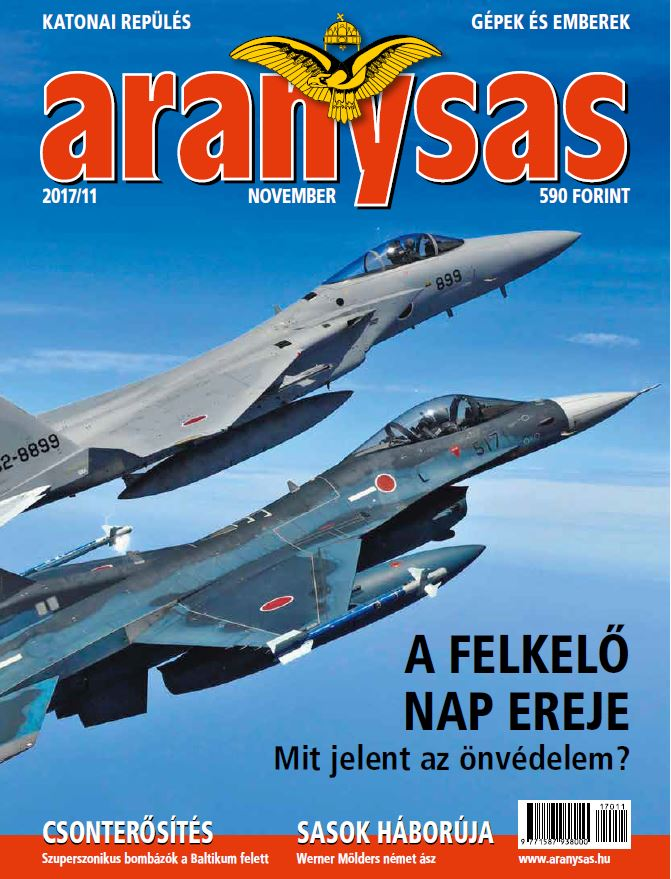 Aranysas (Hungary) - Baltops 2017 (cover)