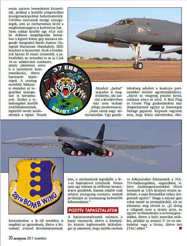 Aranysas (Hungary) - Baltops 2017 (page 30