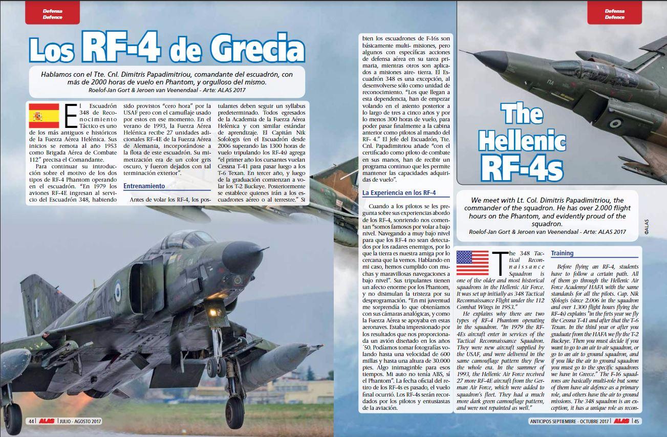 ALAS (Argentina) - Hellenic RF-4E (2)