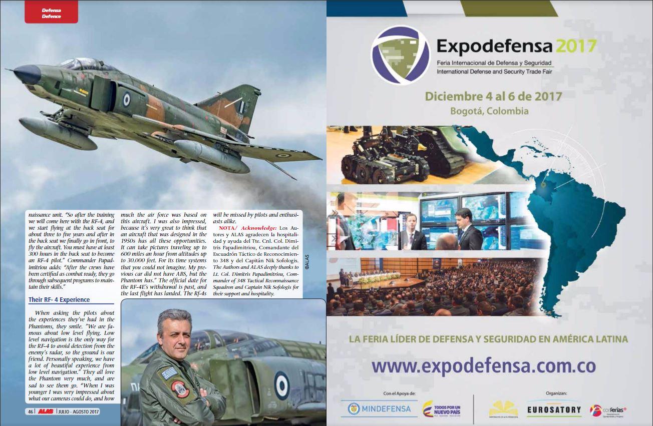 ALAS (Argentina) - Hellenic RF-4E (3)