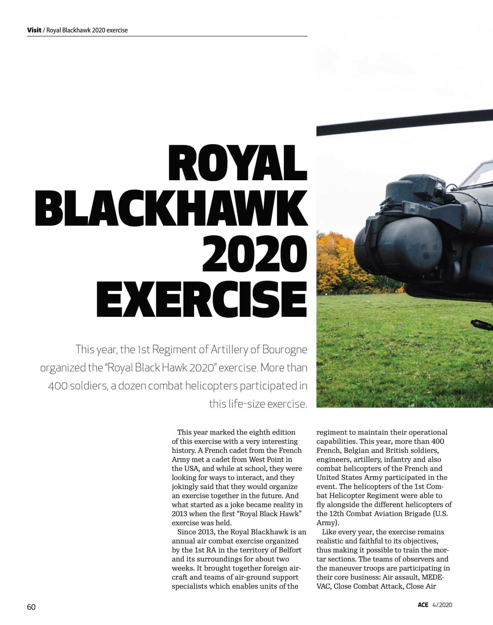 ACE magazine (Czech Republic)_Royal Black Hawk 2020-2