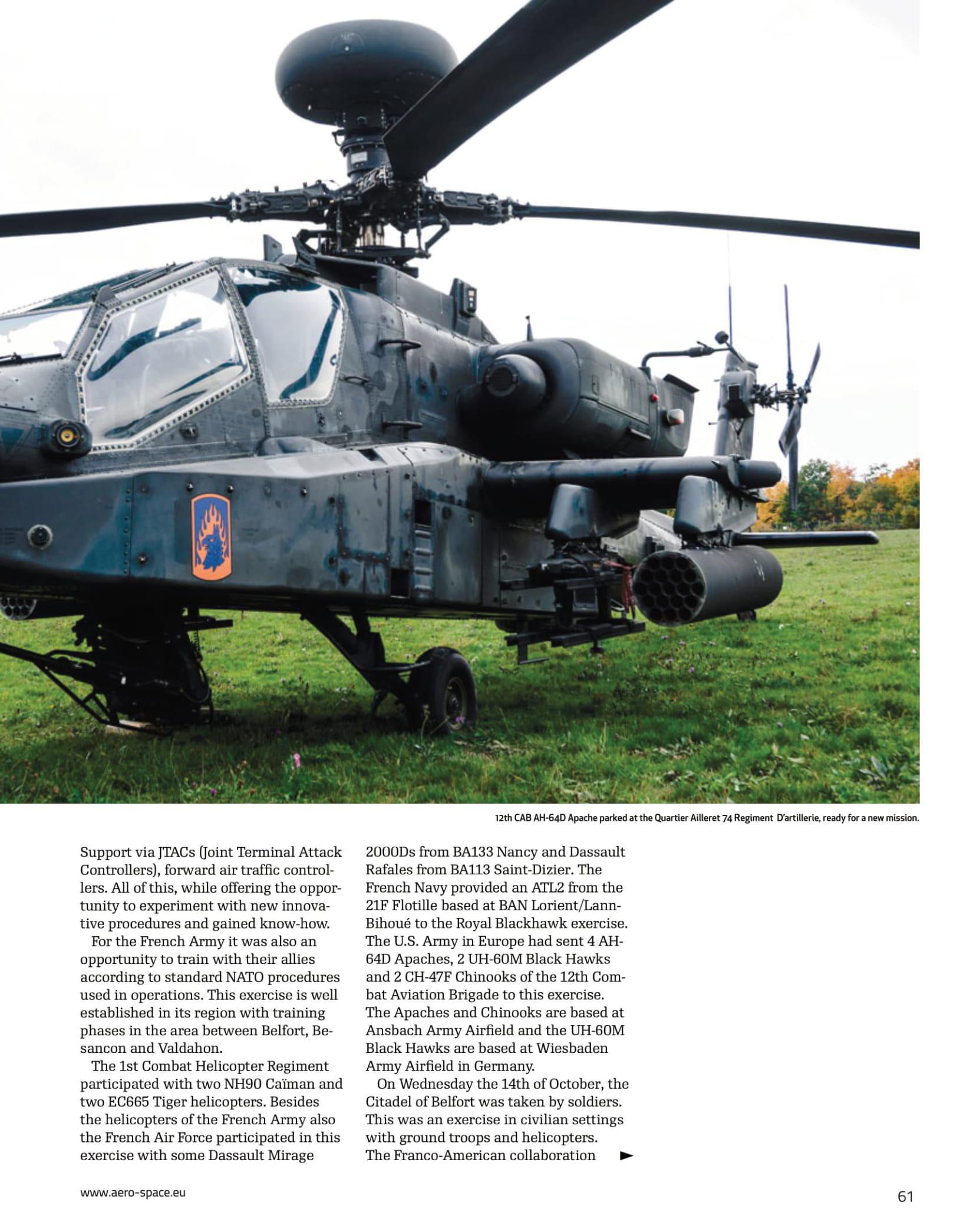 ACE magazine (Czech Republic)_Royal Black Hawk 2020-3