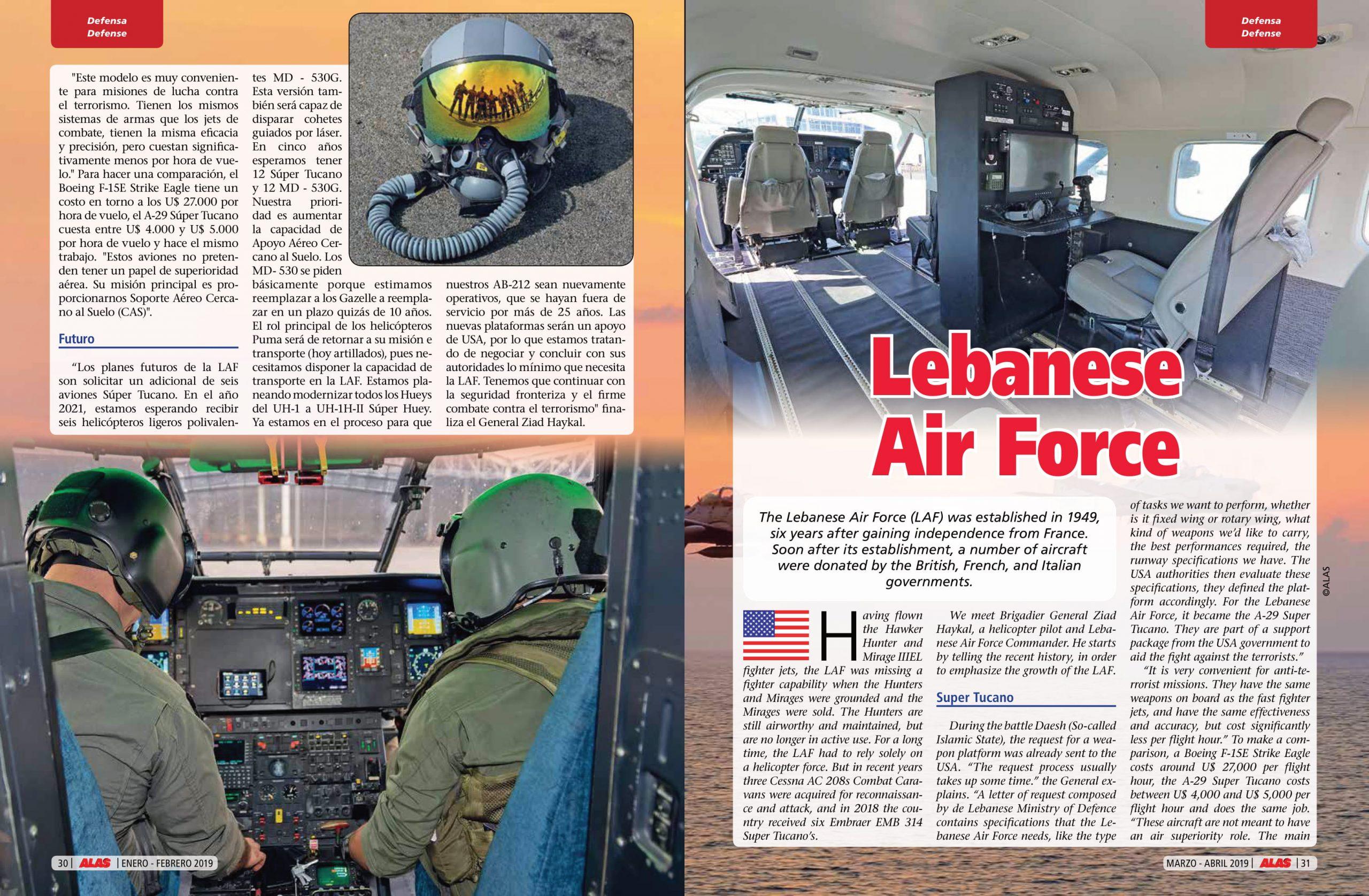 ALAS magazine (Libanon)-16