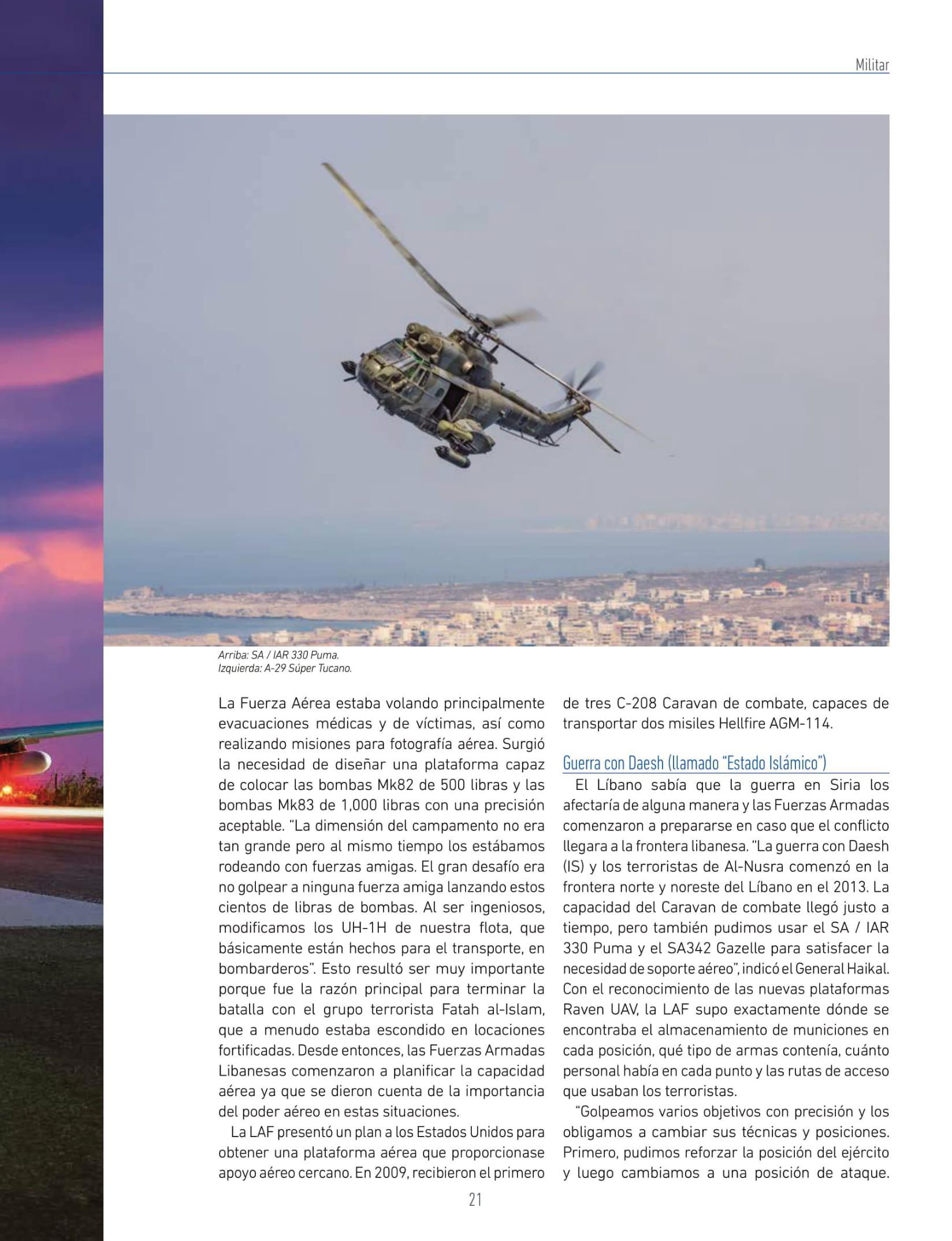 AeroErmo Revista(Colombia)_Lebanese Air Force-3