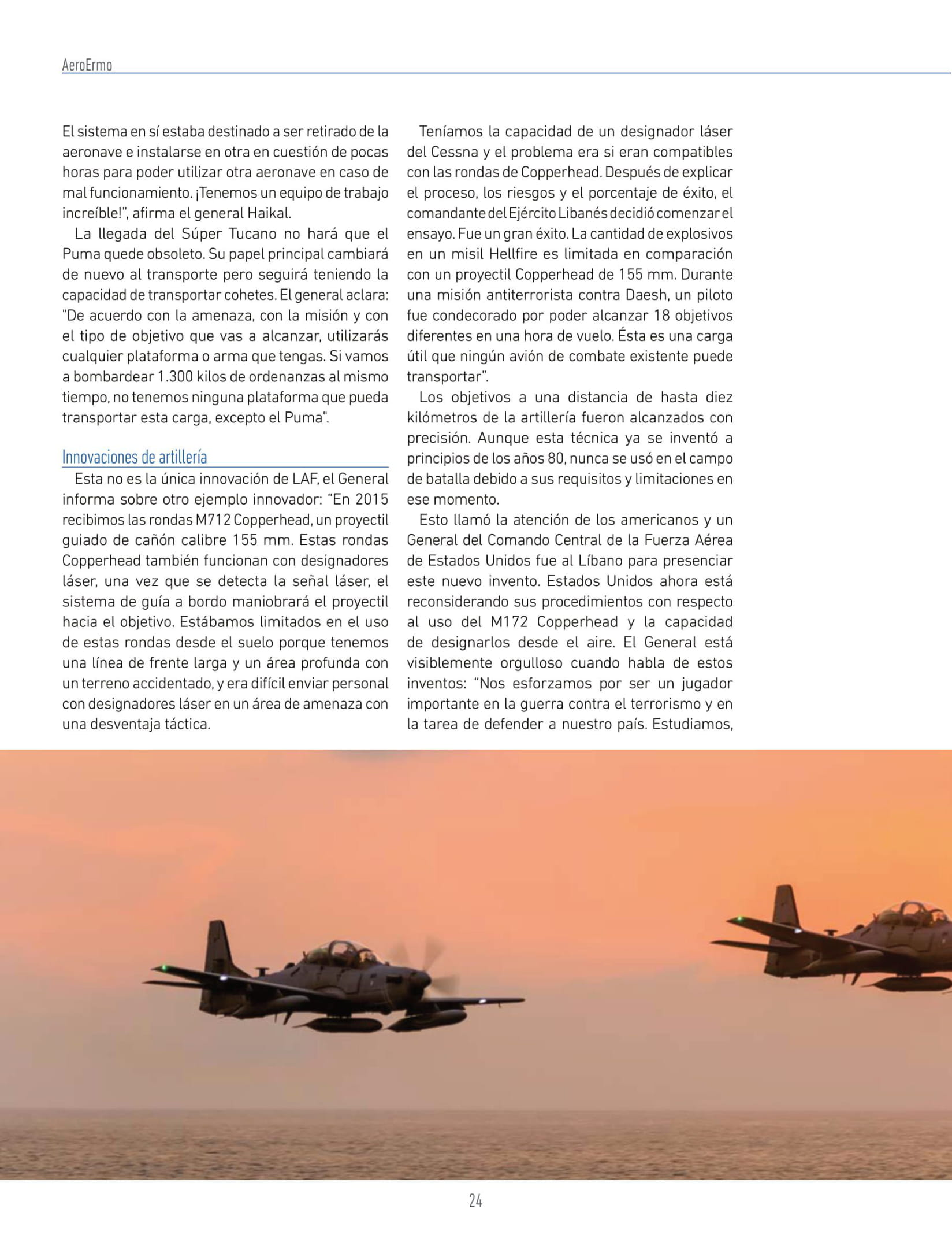 AeroErmo Revista(Colombia)_Lebanese Air Force-6