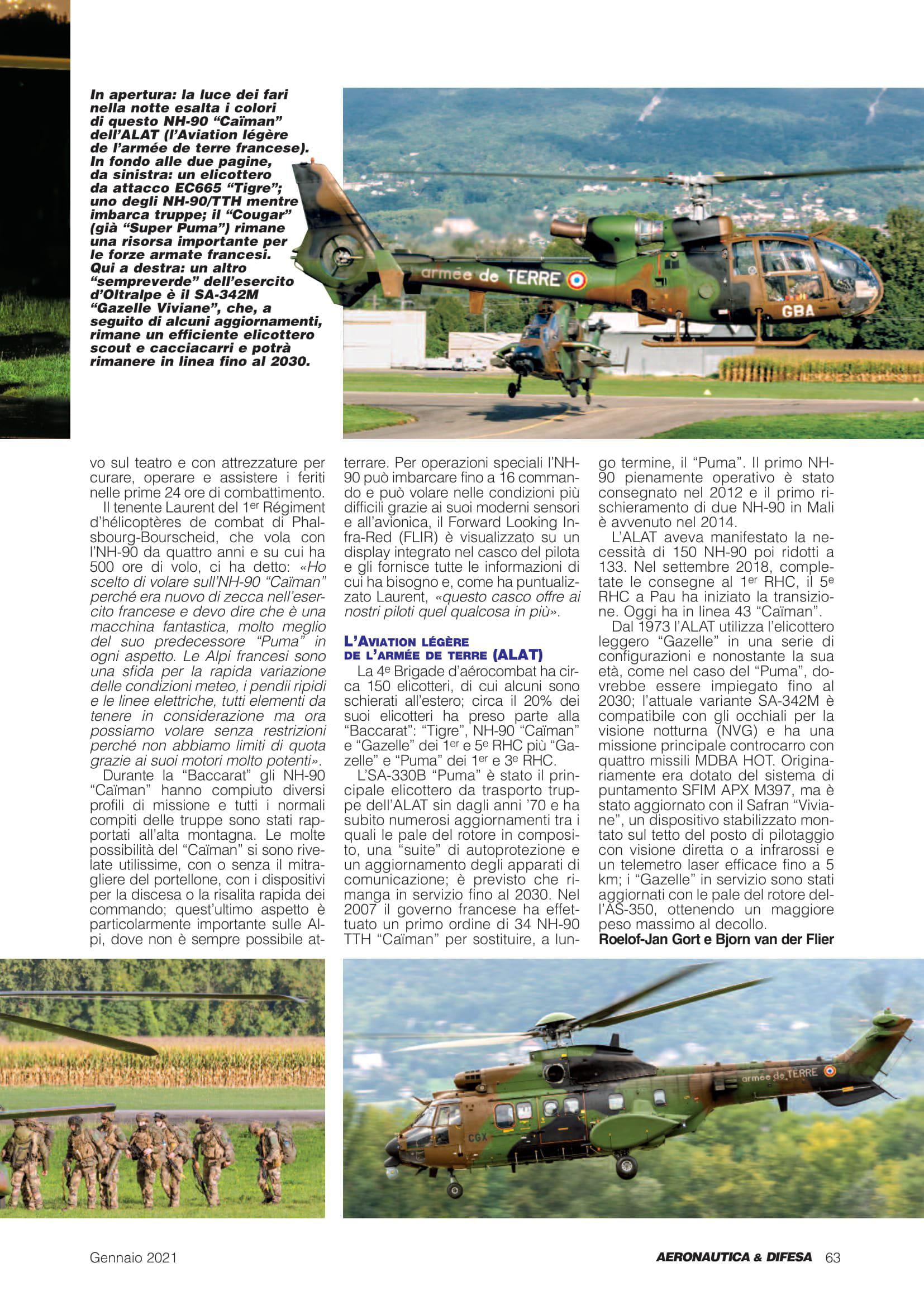 Aeronautica & Difesa (Italy)_Baccarat 2020-3