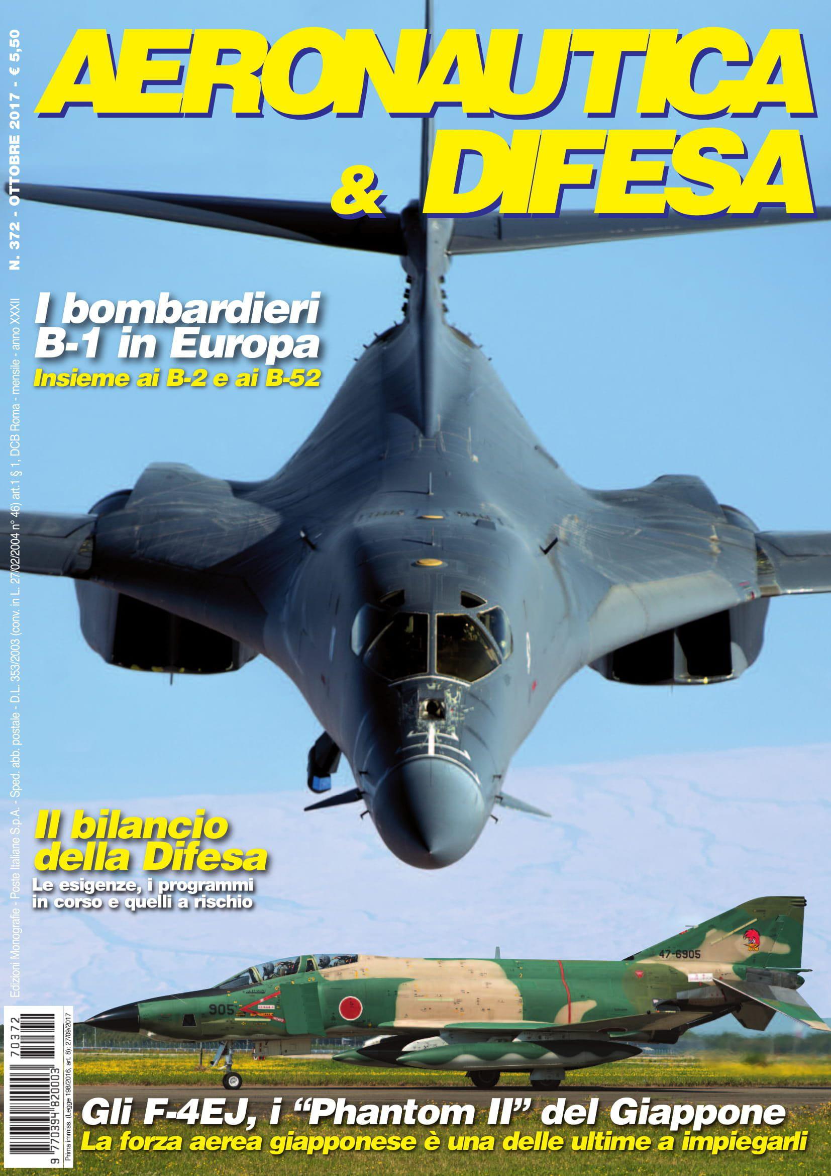 Aeronautica & Difesa (Italy)_Baltops & Saber Strike 2017-1