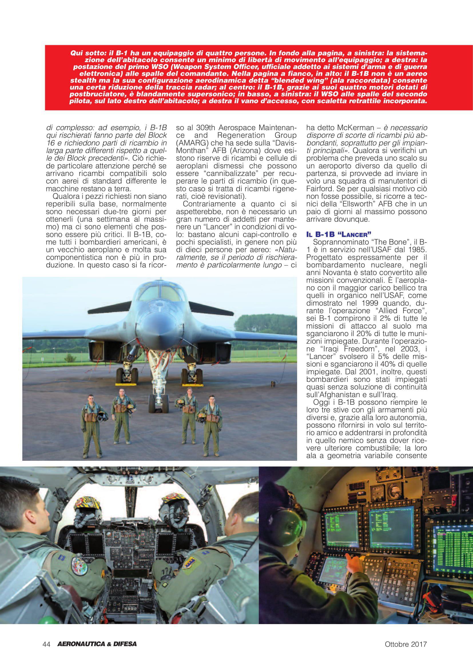 Aeronautica & Difesa (Italy)_Baltops & Saber Strike 2017-4