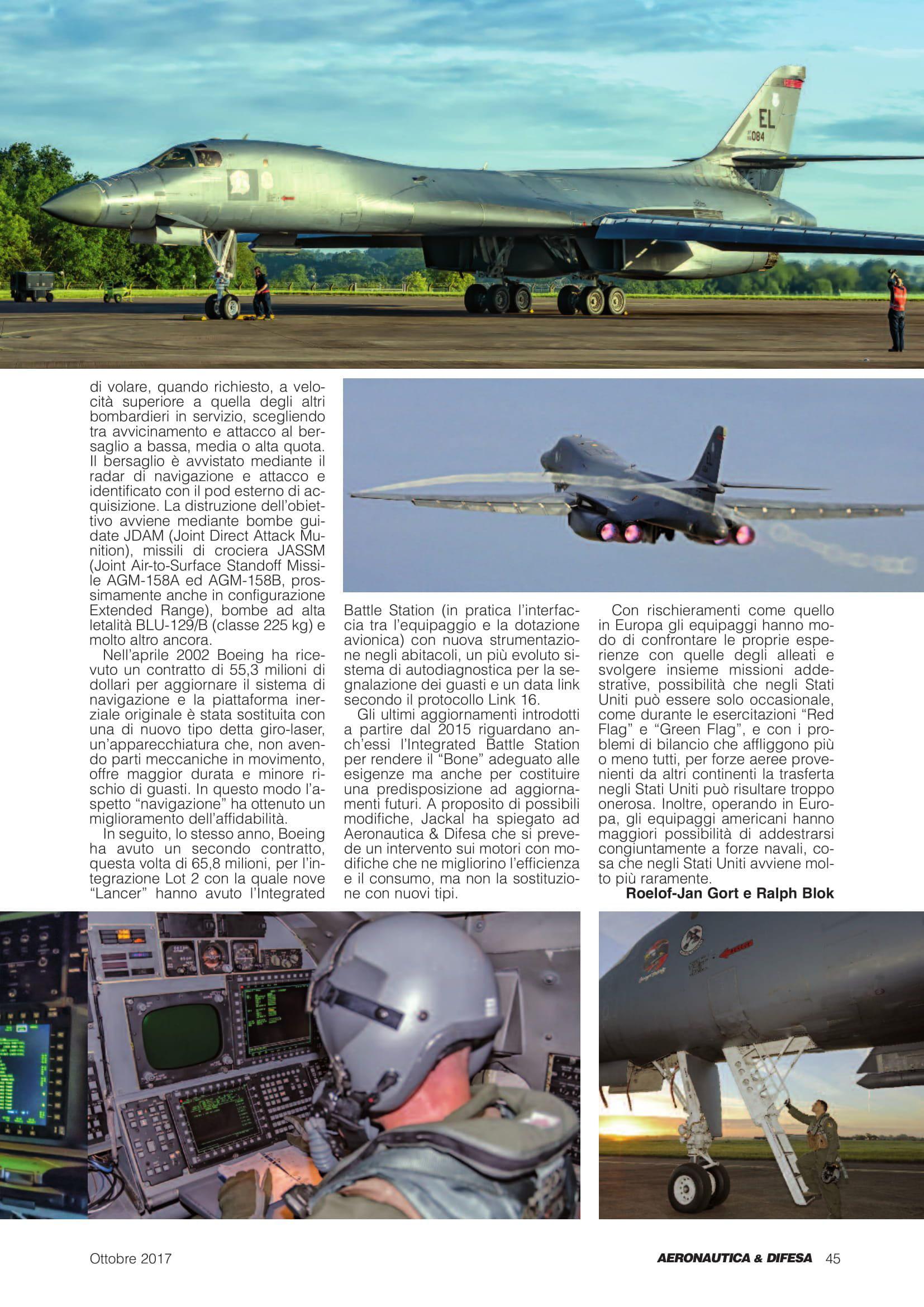 Aeronautica & Difesa (Italy)_Baltops & Saber Strike 2017-5