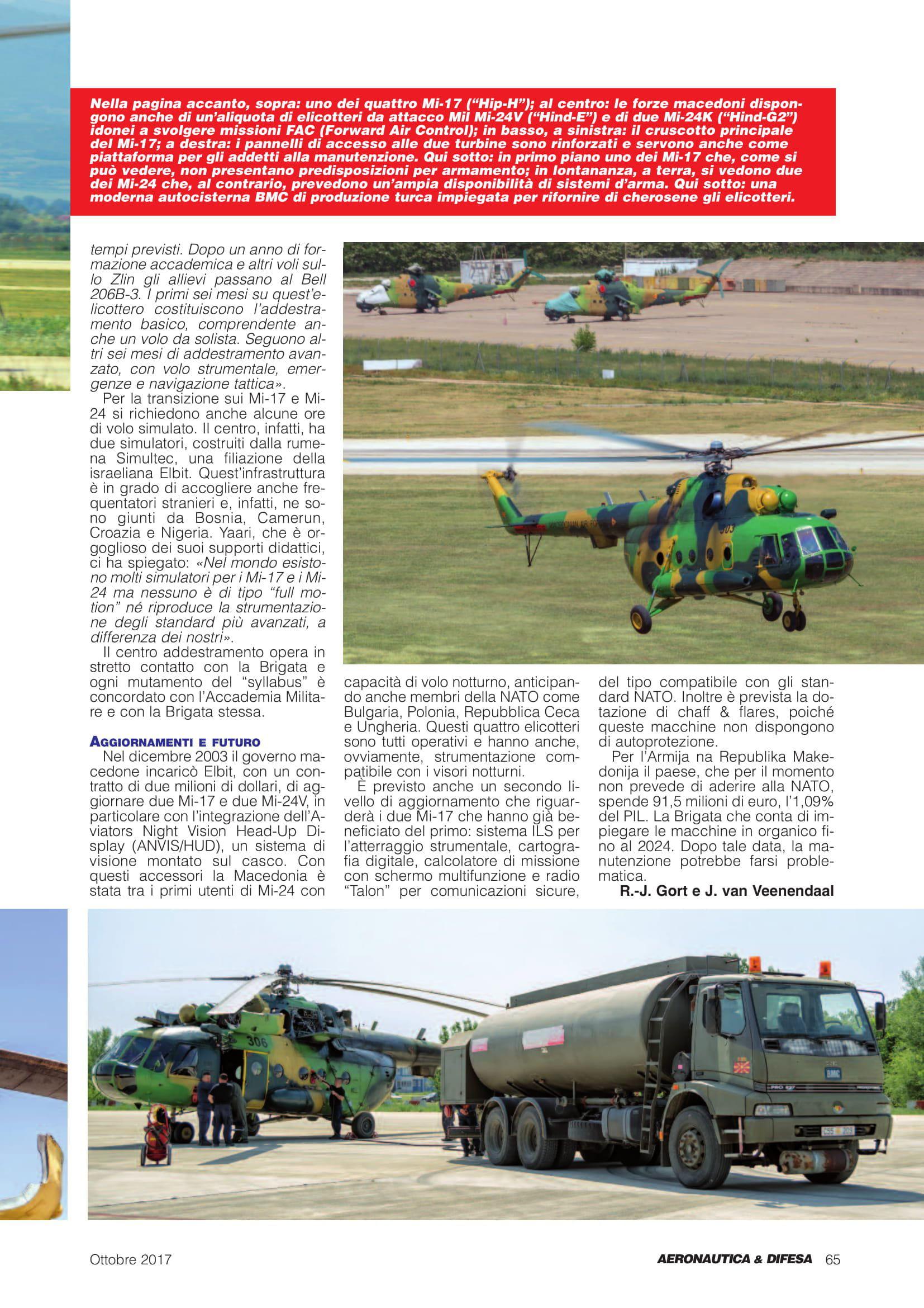 Aeronautica & Difesa (Italy)_Macedonian Air Force-5