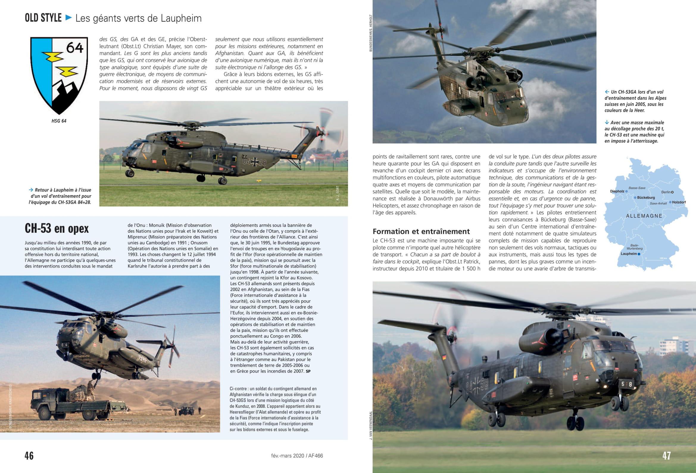 Air Fan (France)_CH-53s of the HSG64 at Laupheim-3