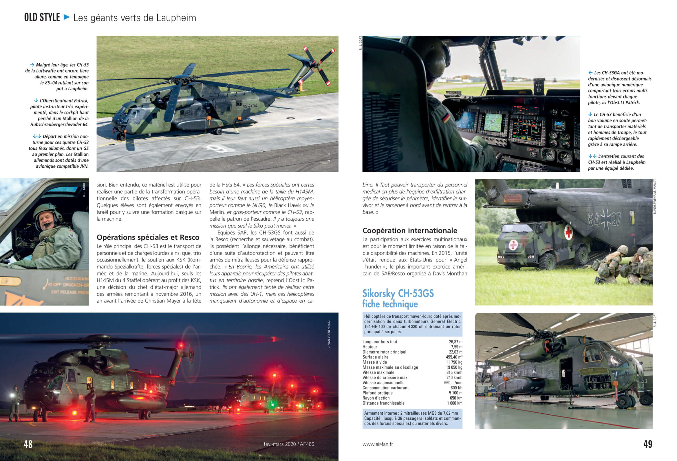 Air Fan (France)_CH-53s of the HSG64 at Laupheim-4