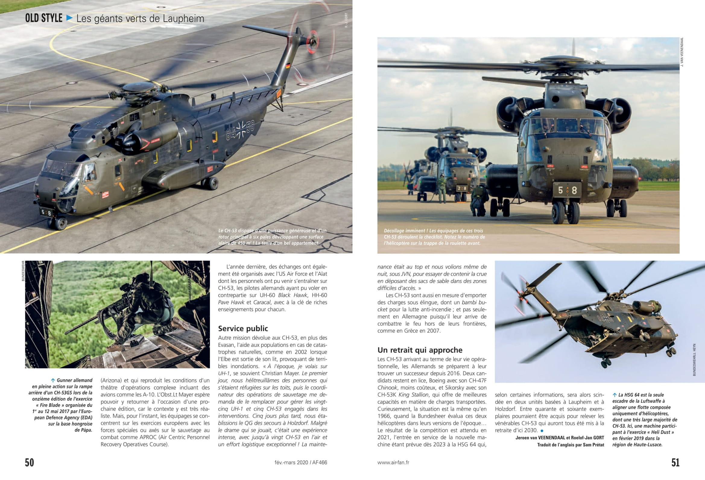 Air Fan (France)_CH-53s of the HSG64 at Laupheim-5