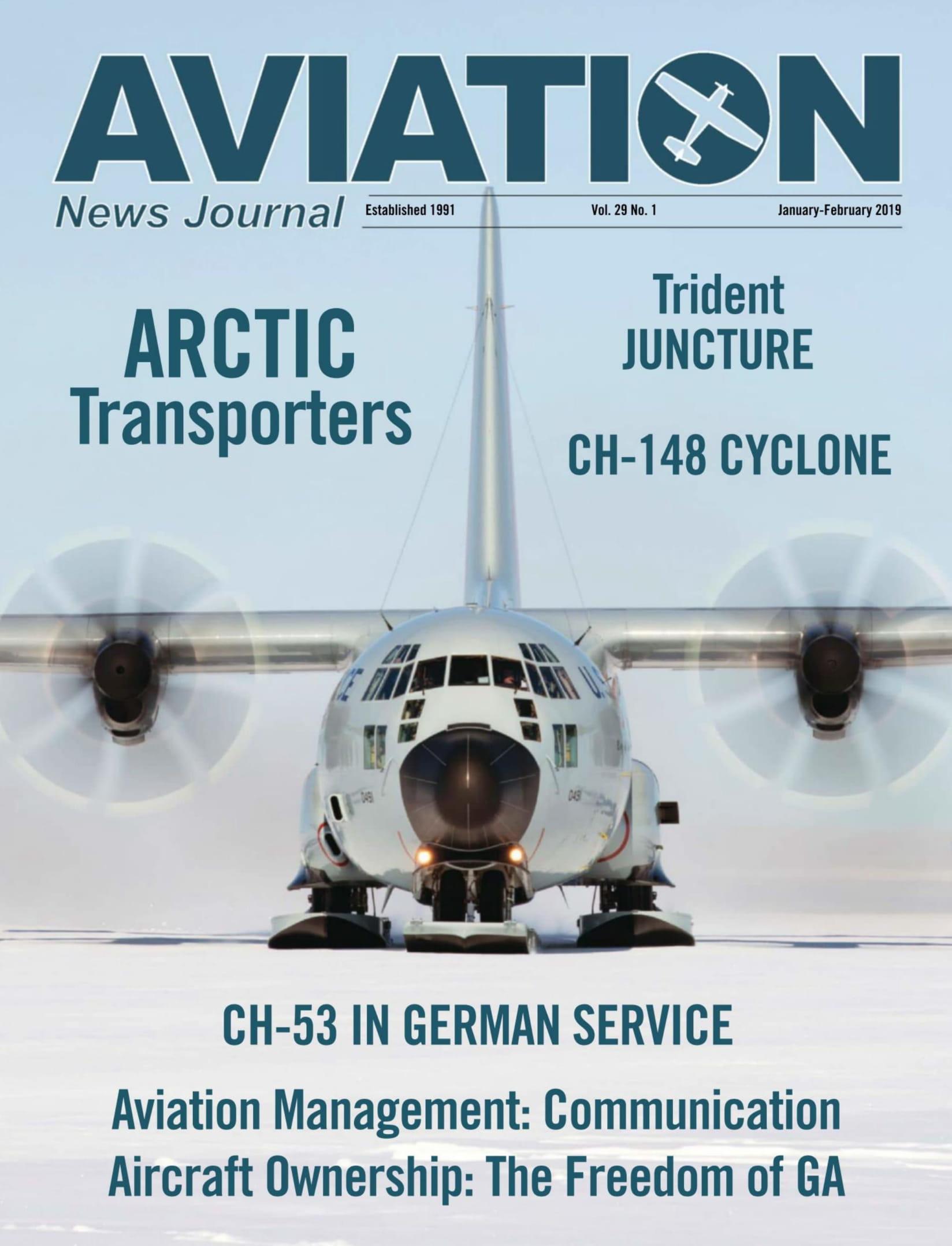 Aviation News Journal (Canada)_CH53s of the HSG 64, Laupheim AB-1