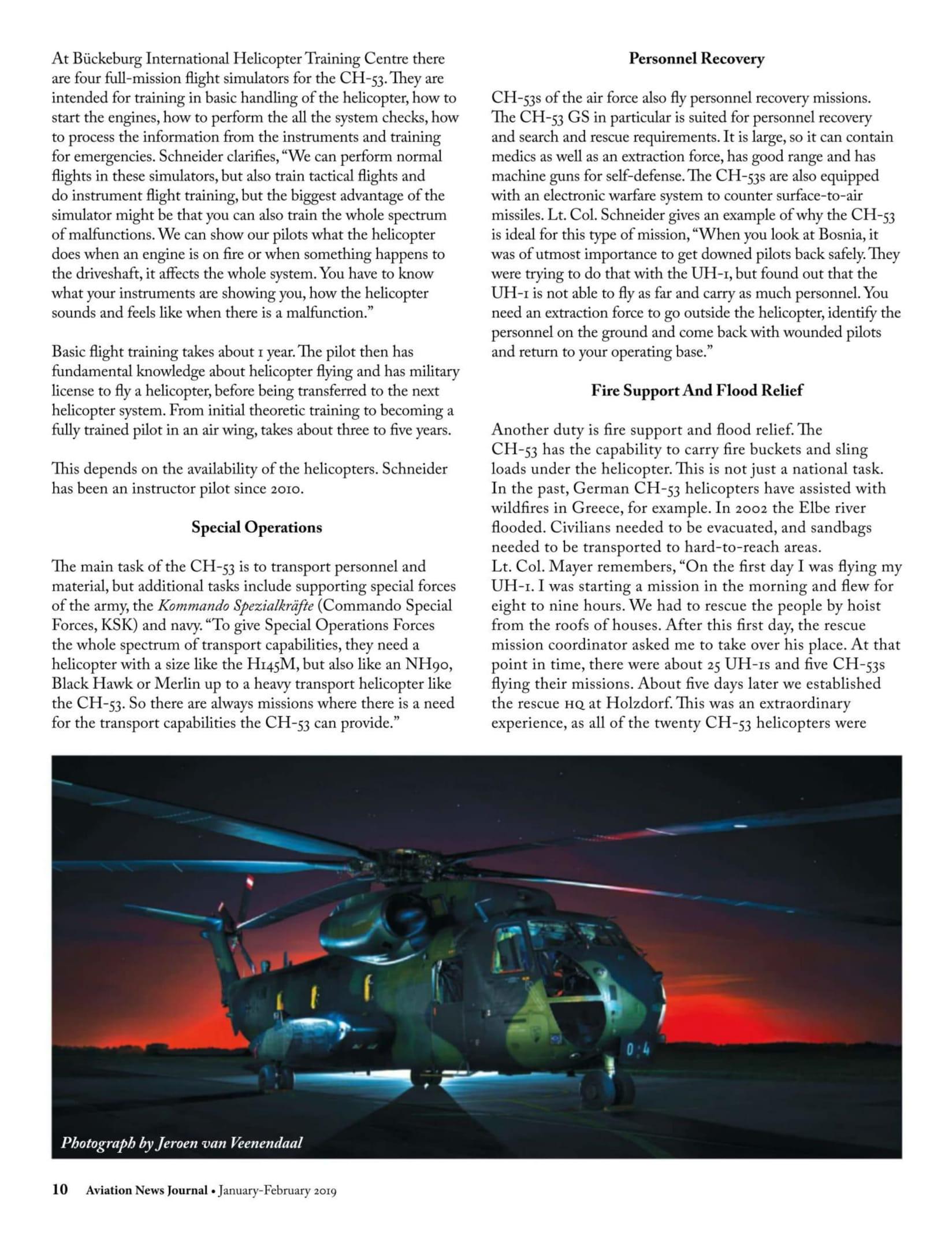 Aviation News Journal (Canada)_CH53s of the HSG 64, Laupheim AB-4