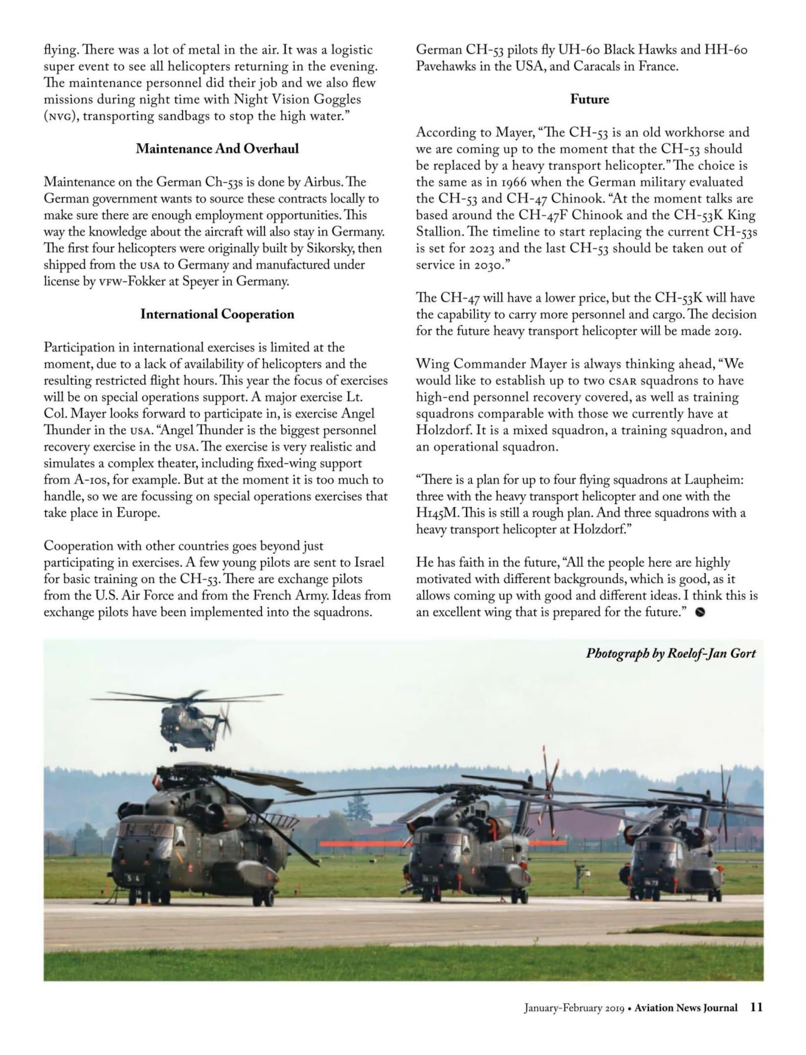 Aviation News Journal (Canada)_CH53s of the HSG 64, Laupheim AB-5