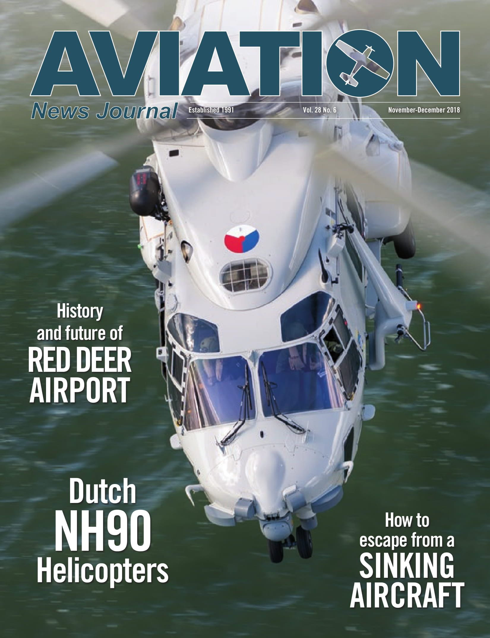 Aviation News Journal (Canada)_Dutch NH90 helicopters-01