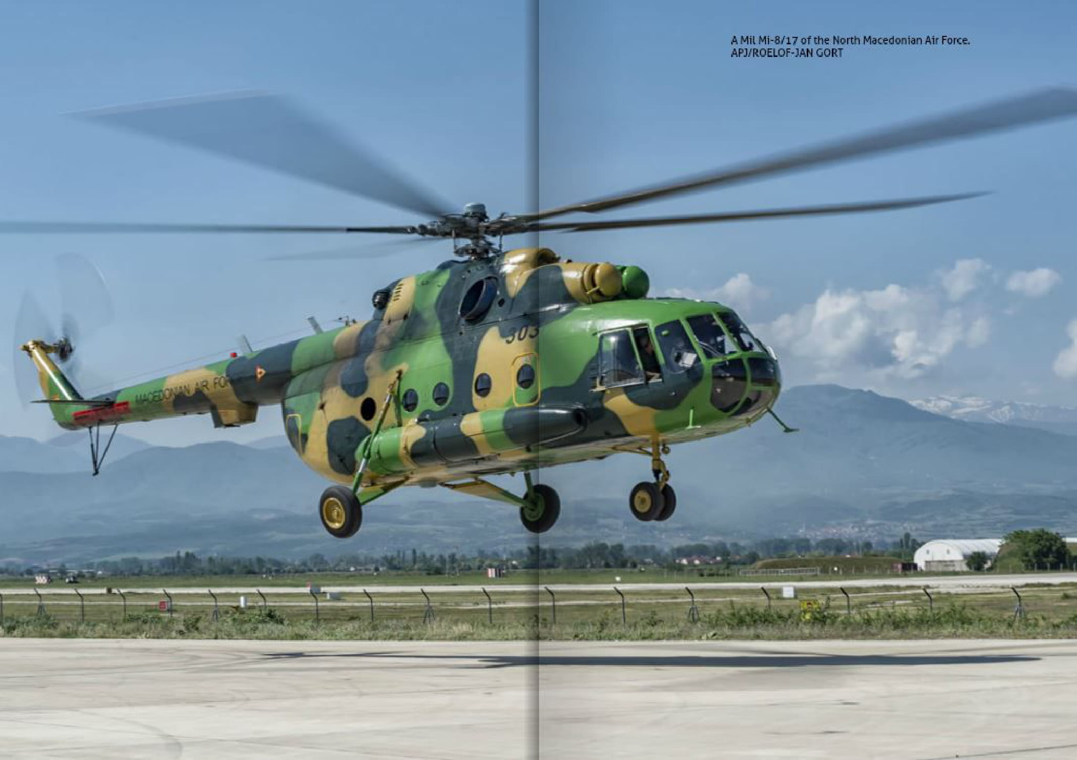 Aviation photojournal (USA)_Macedonian Air Force-02