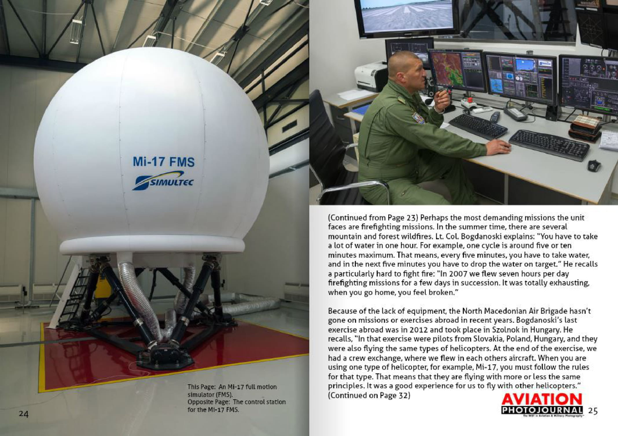 Aviation photojournal (USA)_Macedonian Air Force-06