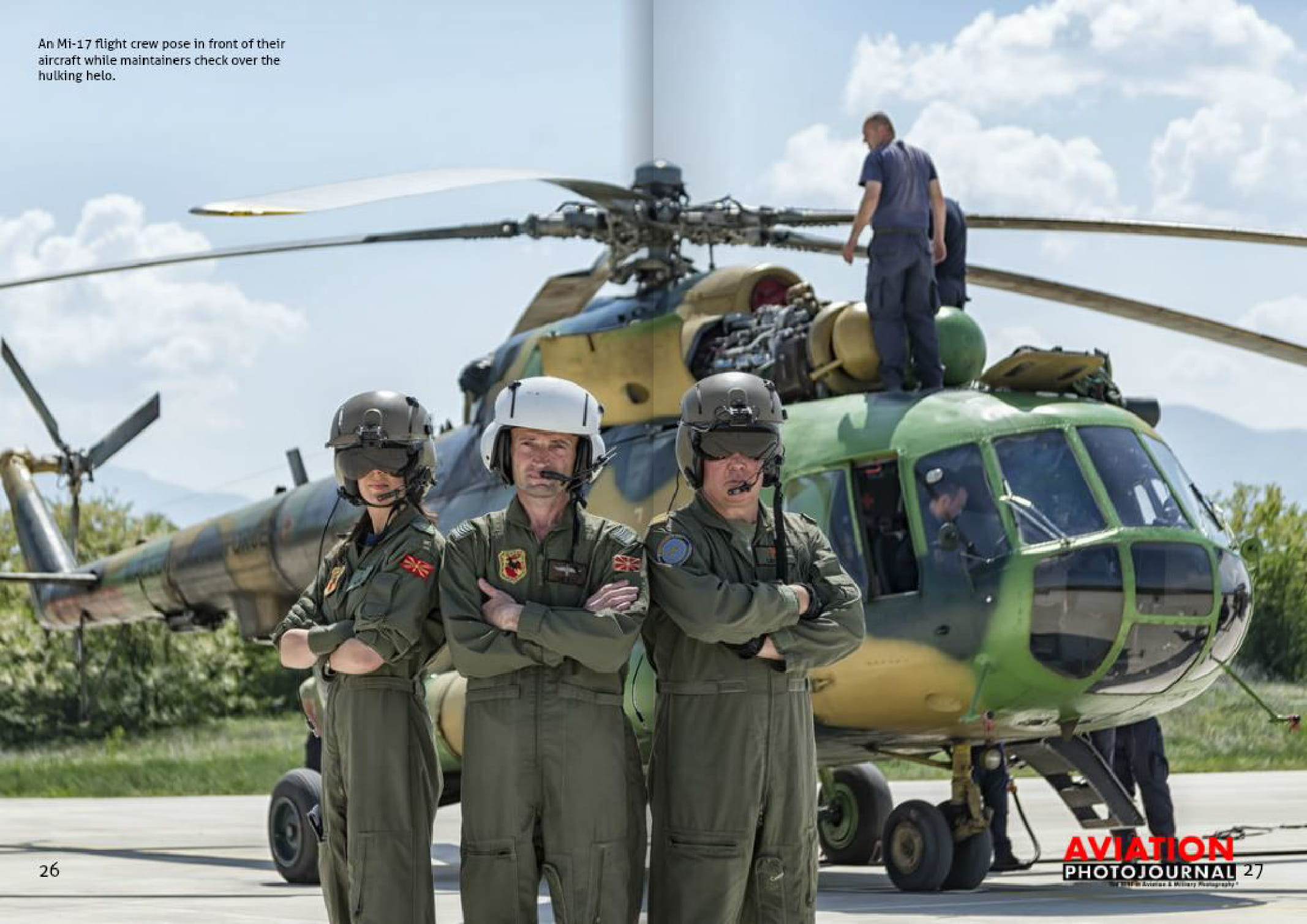 Aviation photojournal (USA)_Macedonian Air Force-07