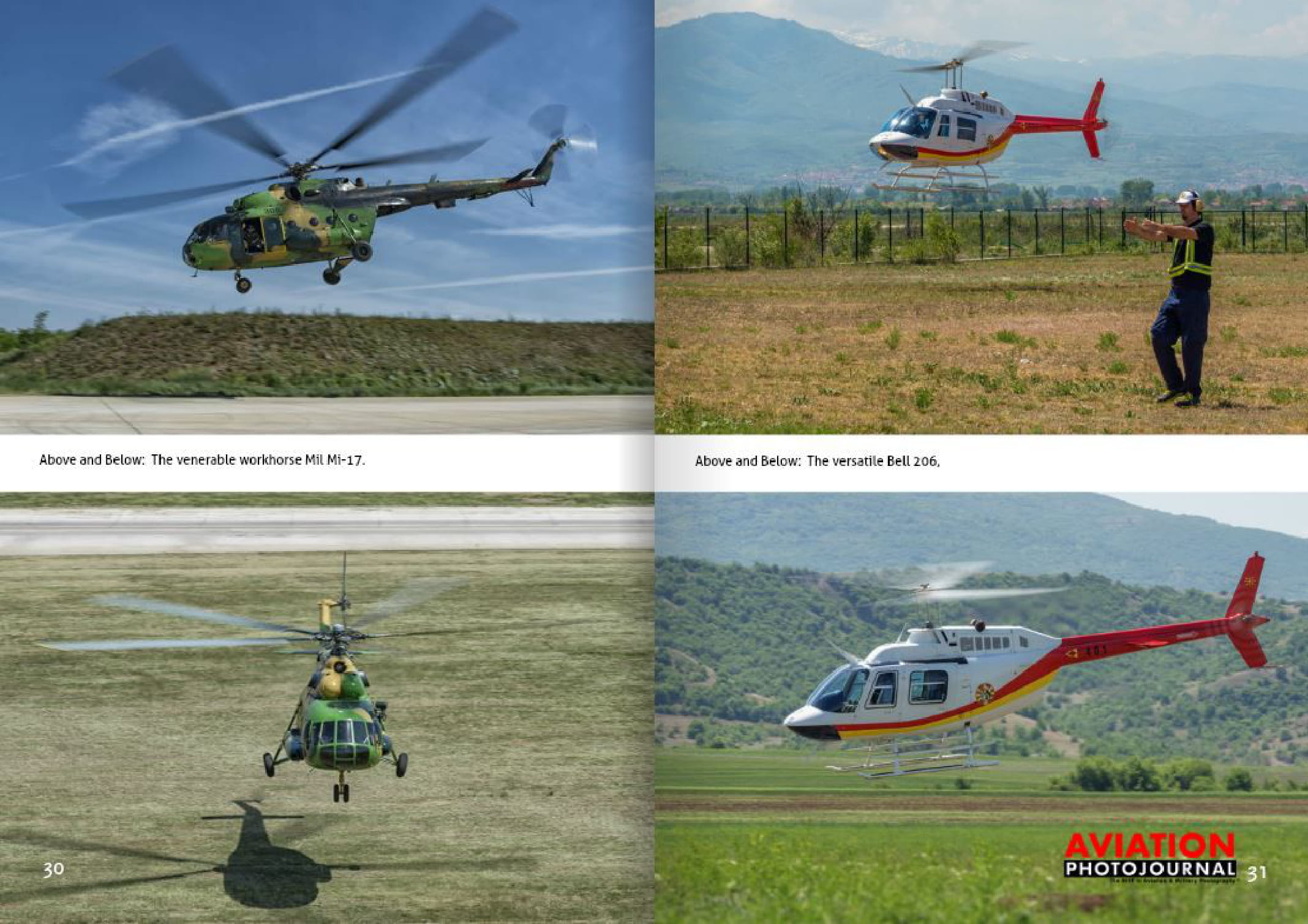 Aviation photojournal (USA)_Macedonian Air Force-09