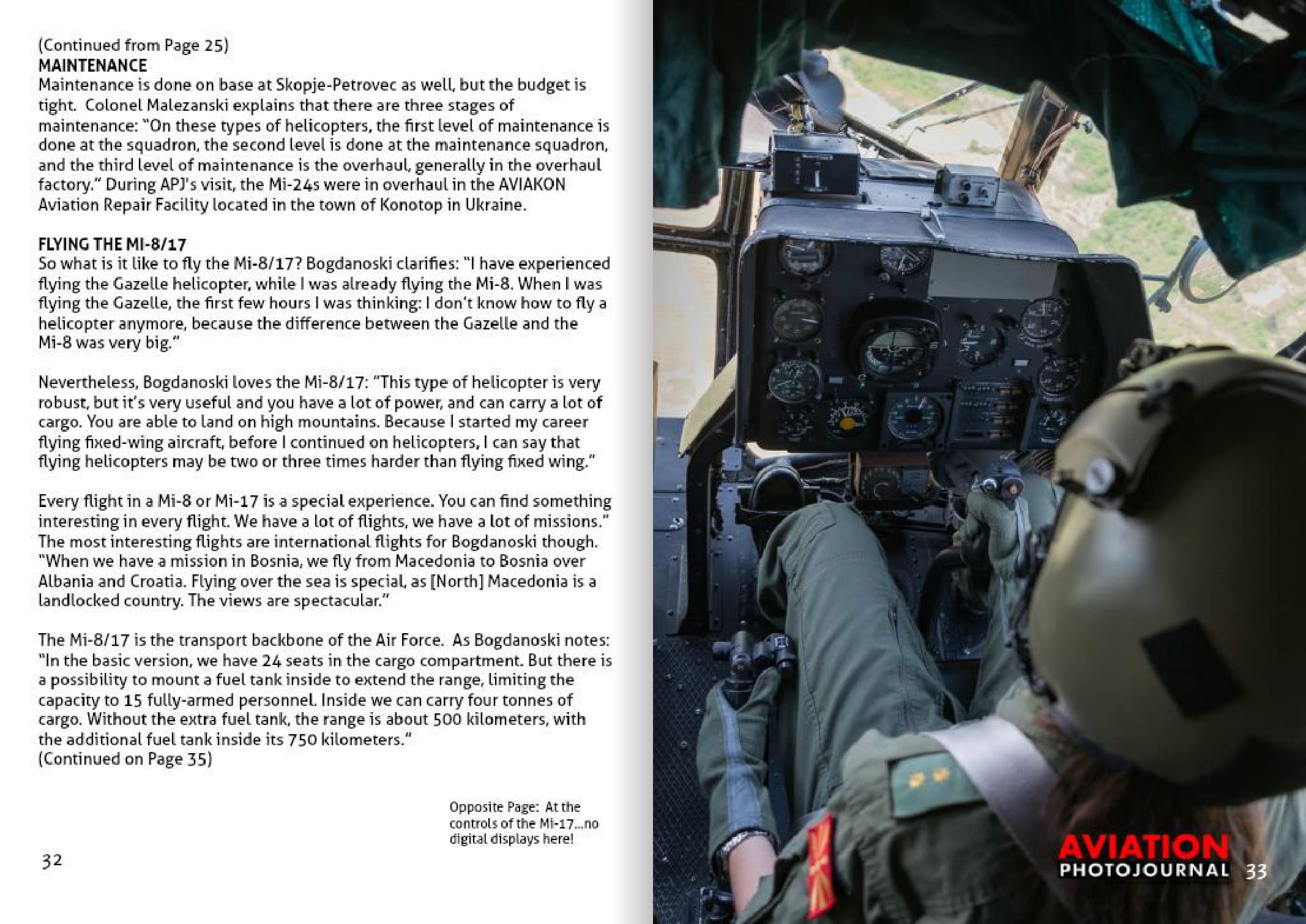 Aviation photojournal (USA)_Macedonian Air Force-10