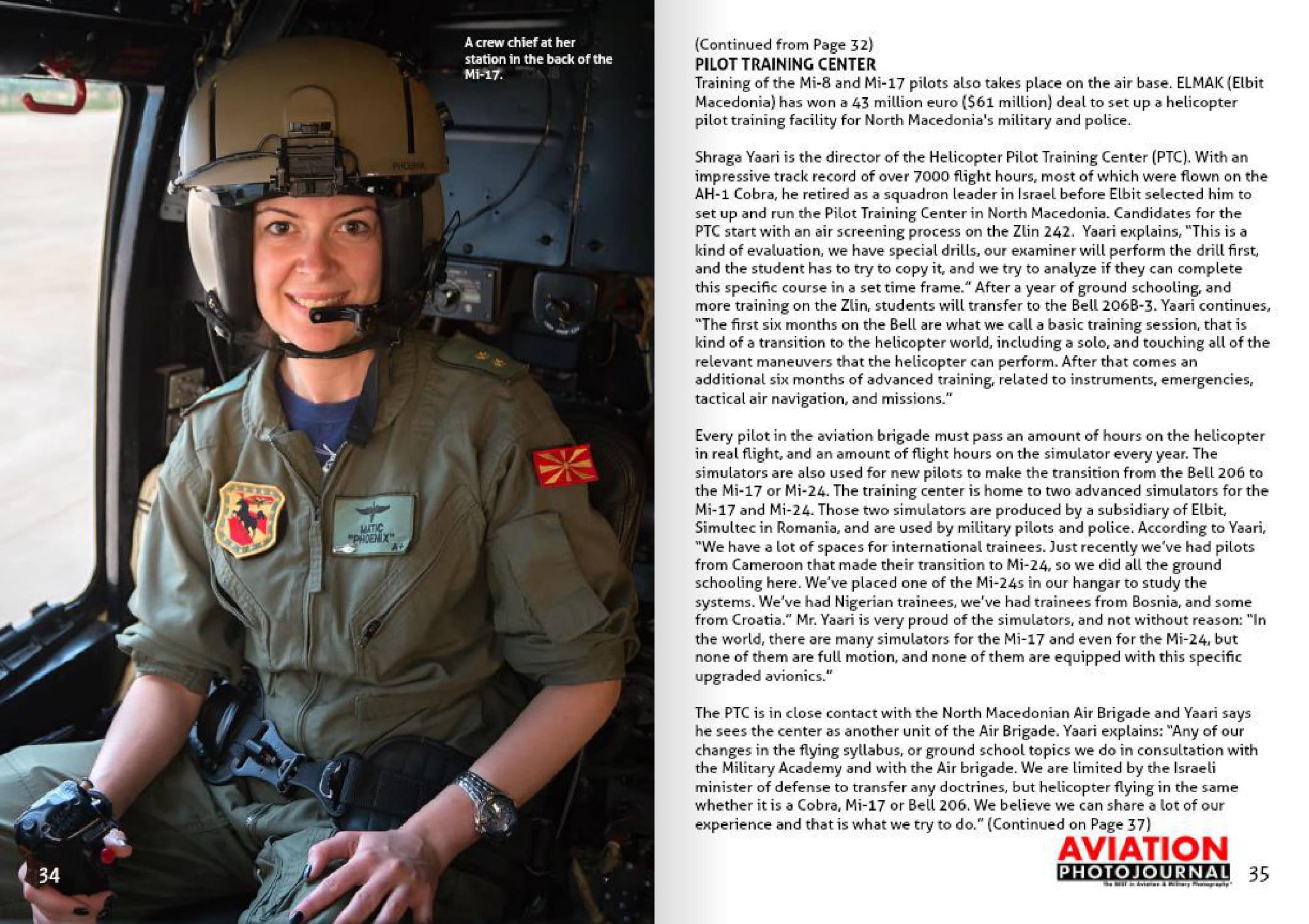 Aviation photojournal (USA)_Macedonian Air Force-11