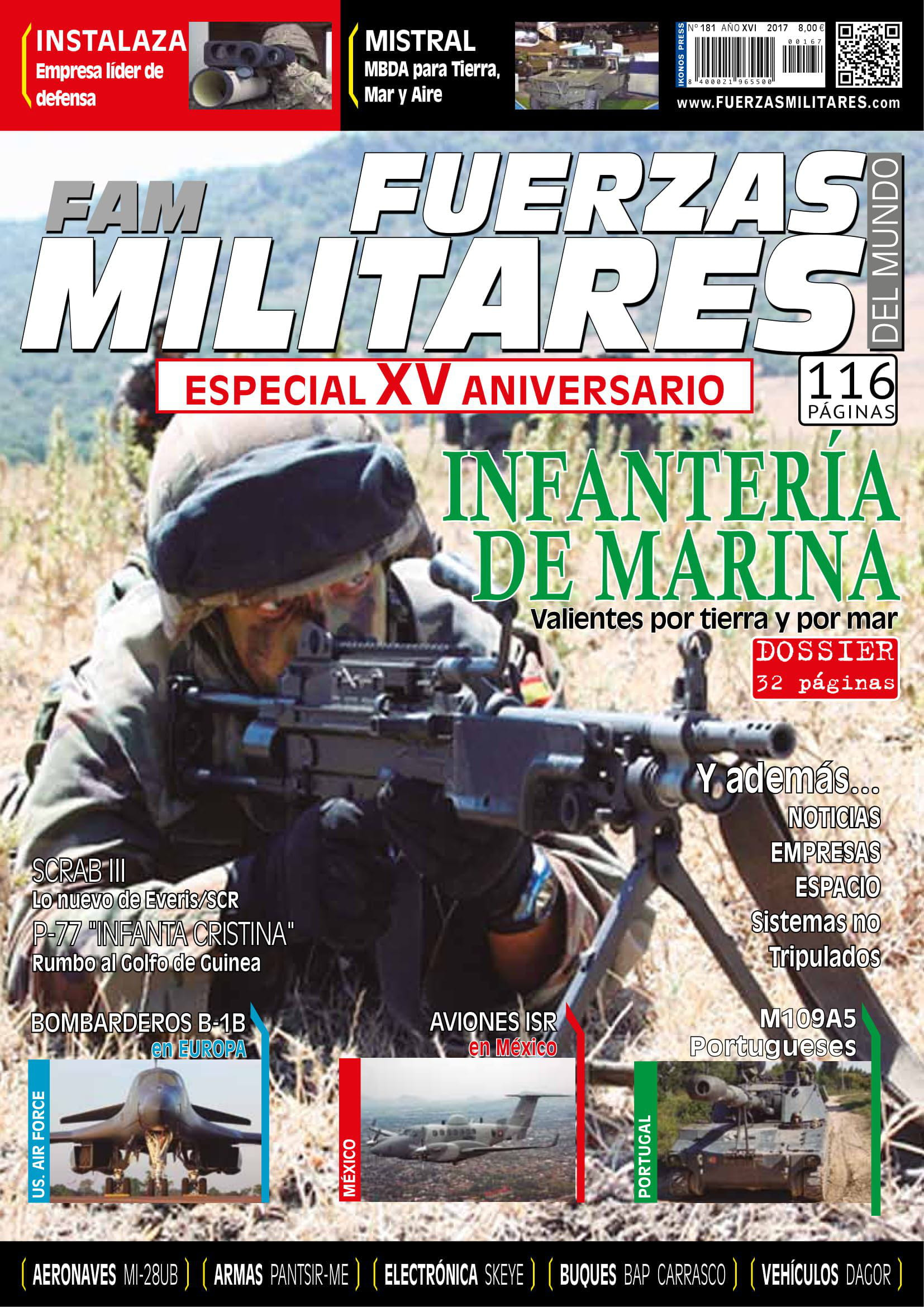 FAM (Spain)_Baltops & Saber Strike 2017-1
