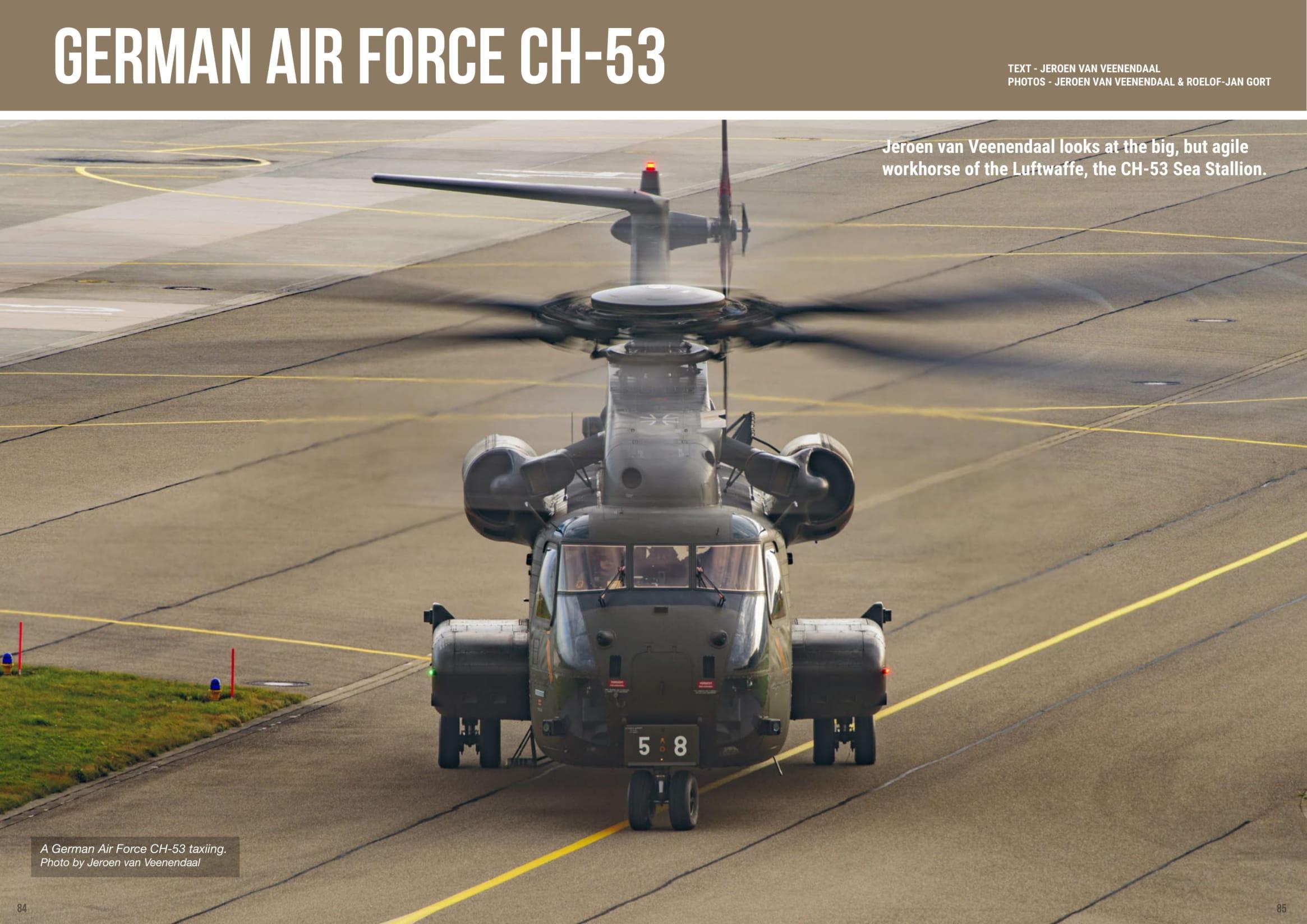 FLYMAG (Danmark)_German Air Force CH53-2