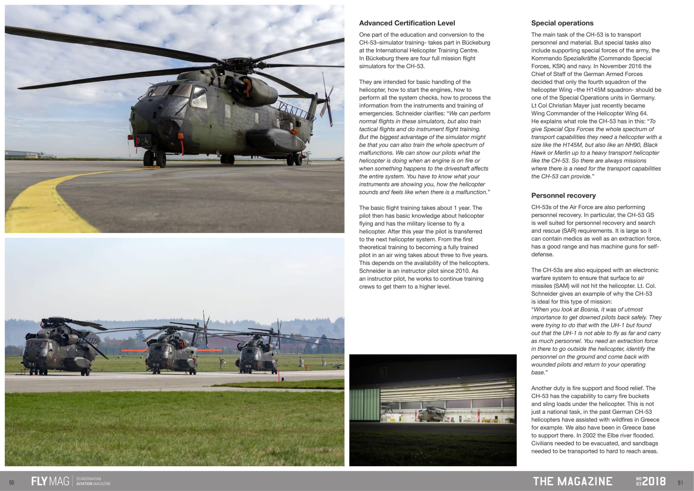 FLYMAG (Danmark)_German Air Force CH53-5