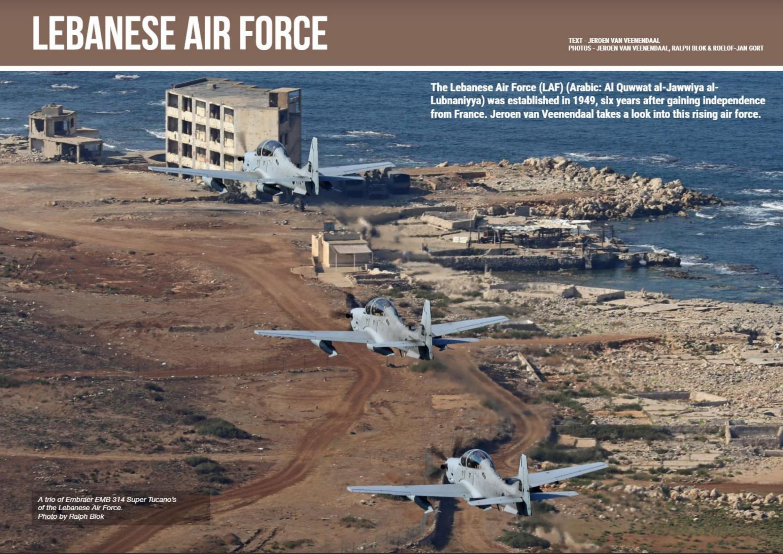 FLYMAG (Denmark)_Lebanese Air Force-2