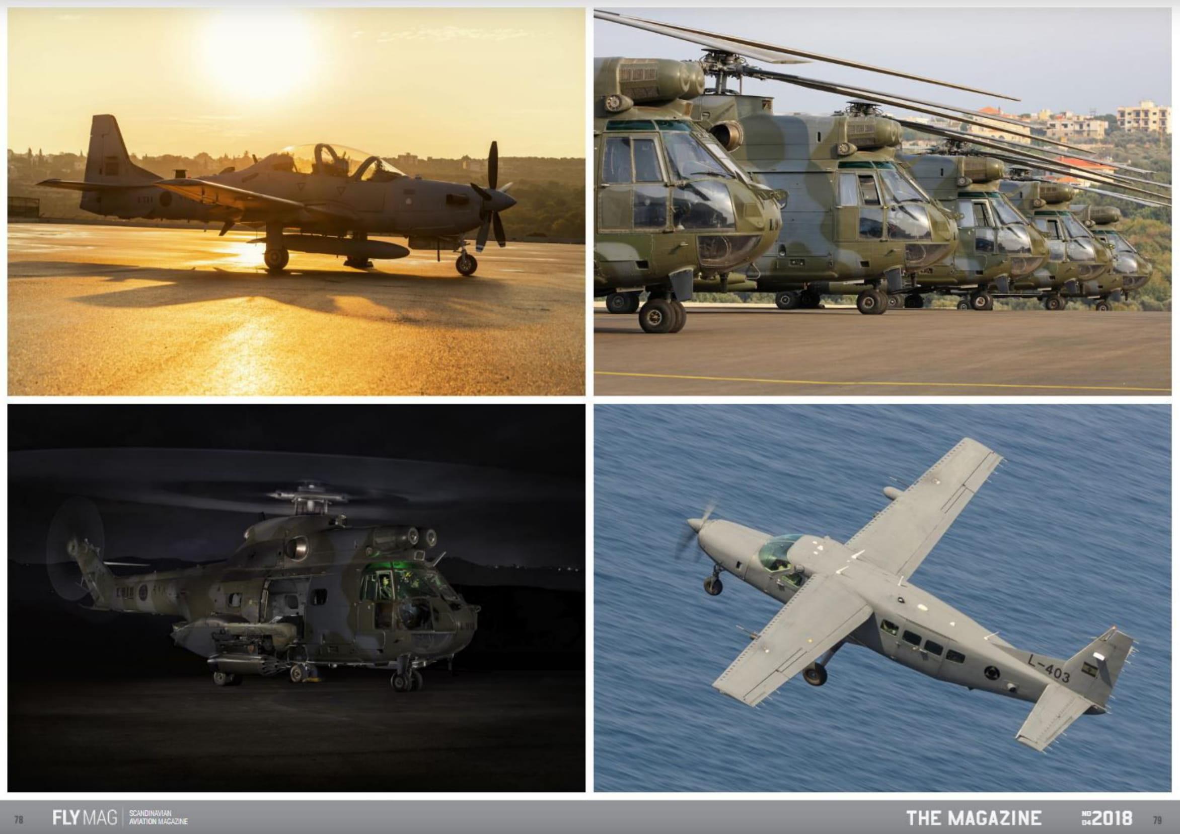 FLYMAG (Denmark)_Lebanese Air Force-4