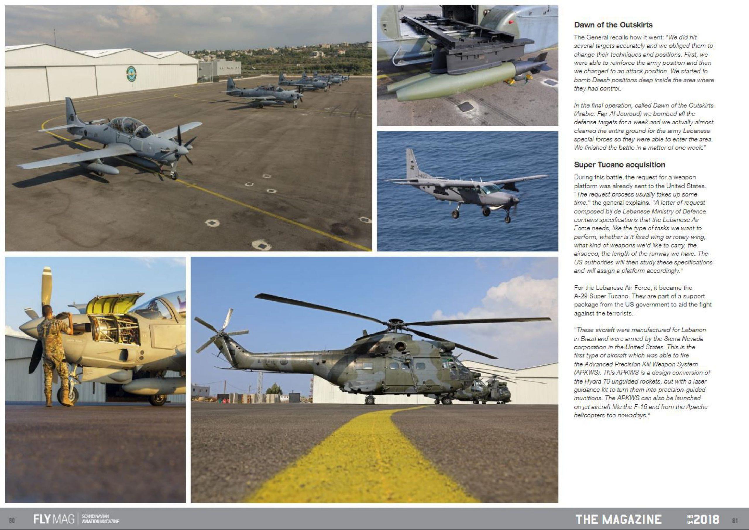 FLYMAG (Denmark)_Lebanese Air Force-5