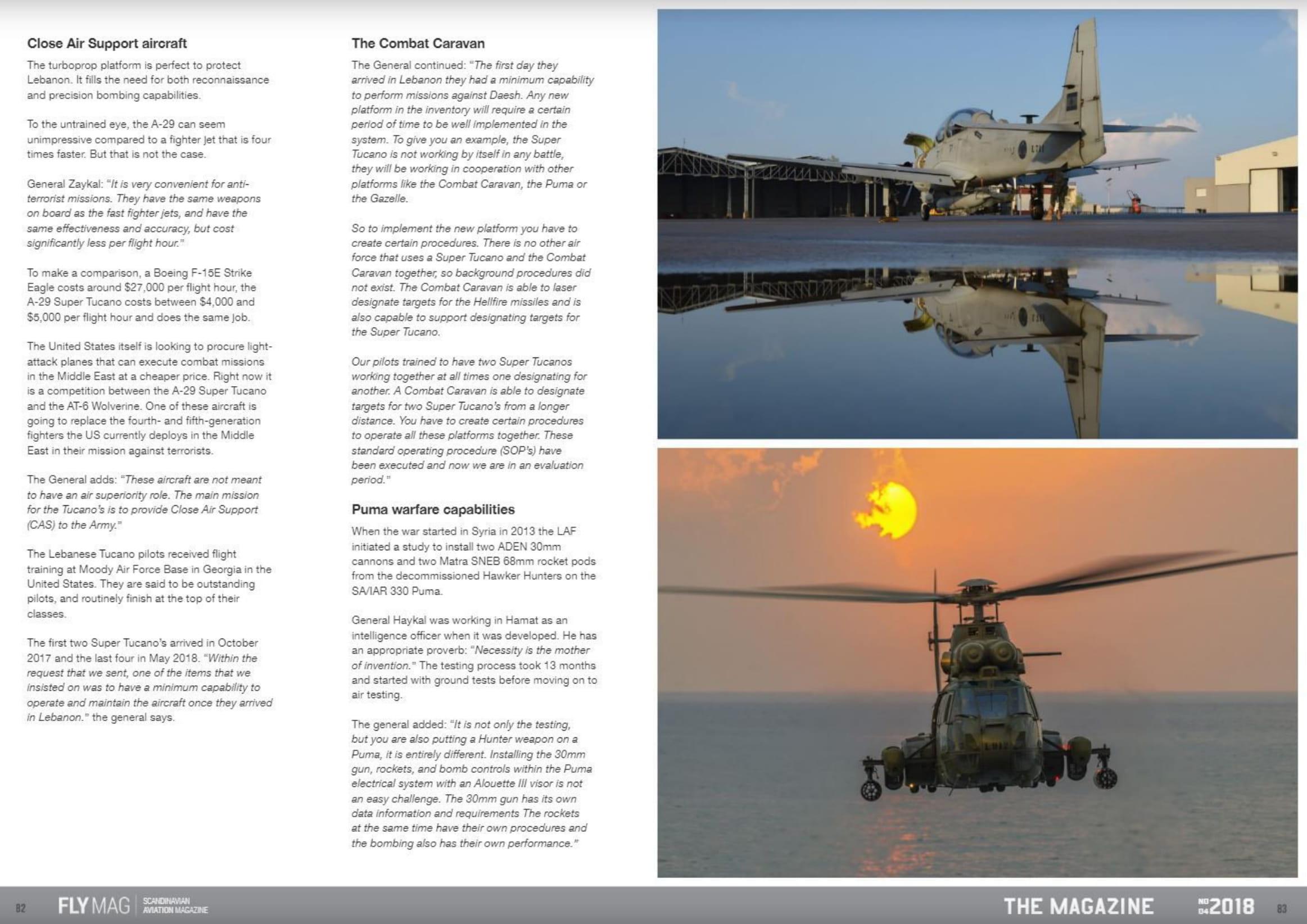 FLYMAG (Denmark)_Lebanese Air Force-6
