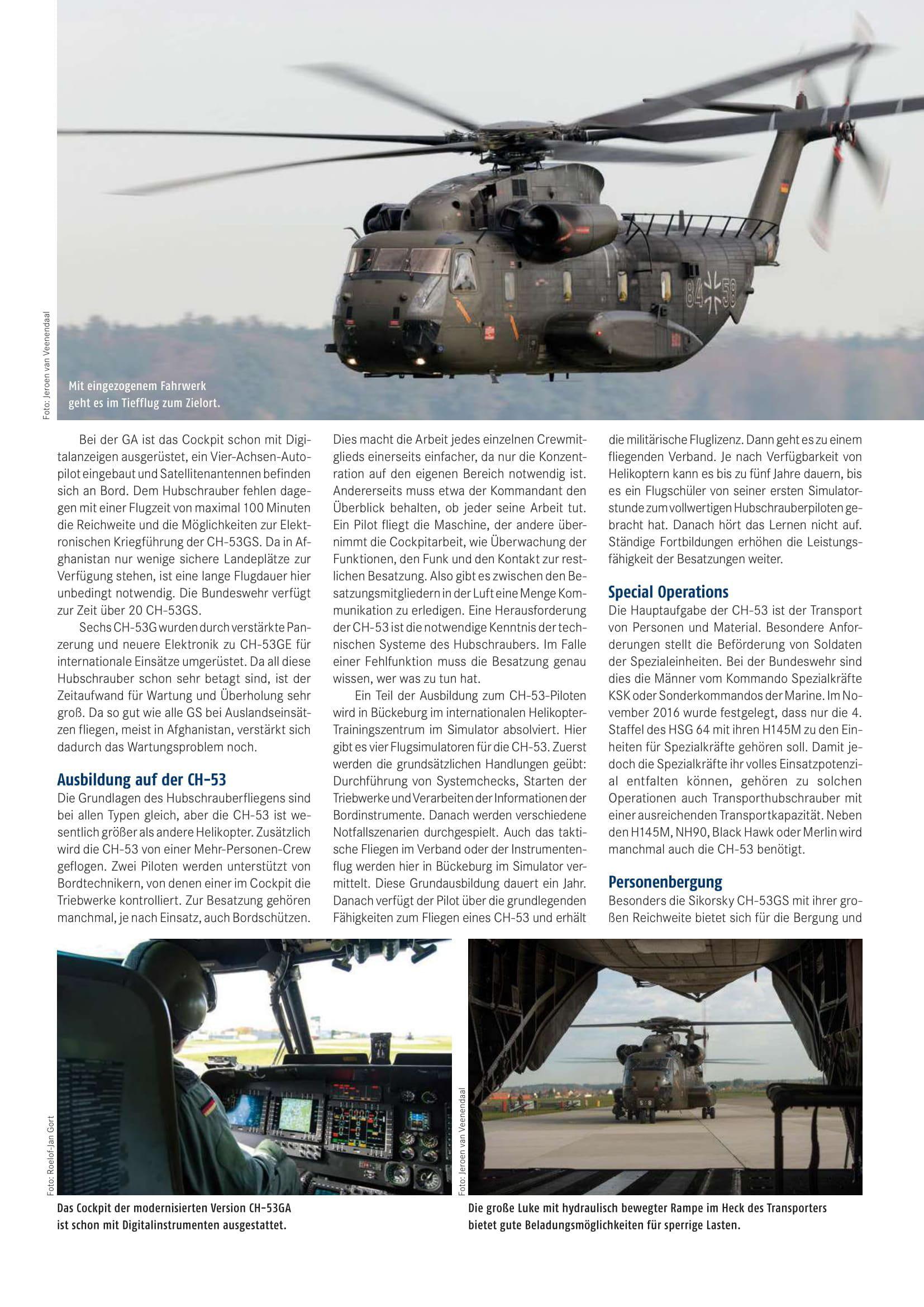 Flieger Revue (Germany)_CH53 HSG64 Laupheim-3