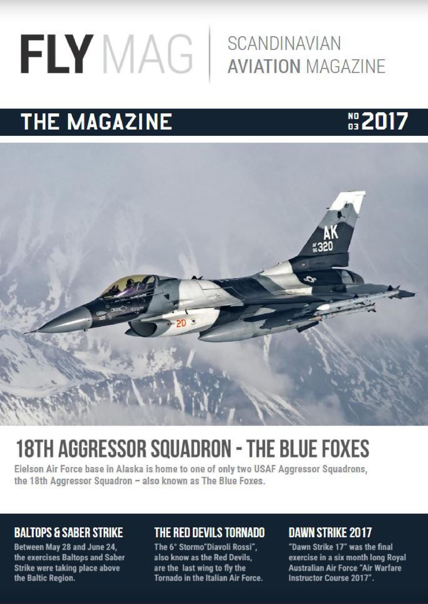 Flymag (Danmark)_Baltops & Saber Strike 2017-1