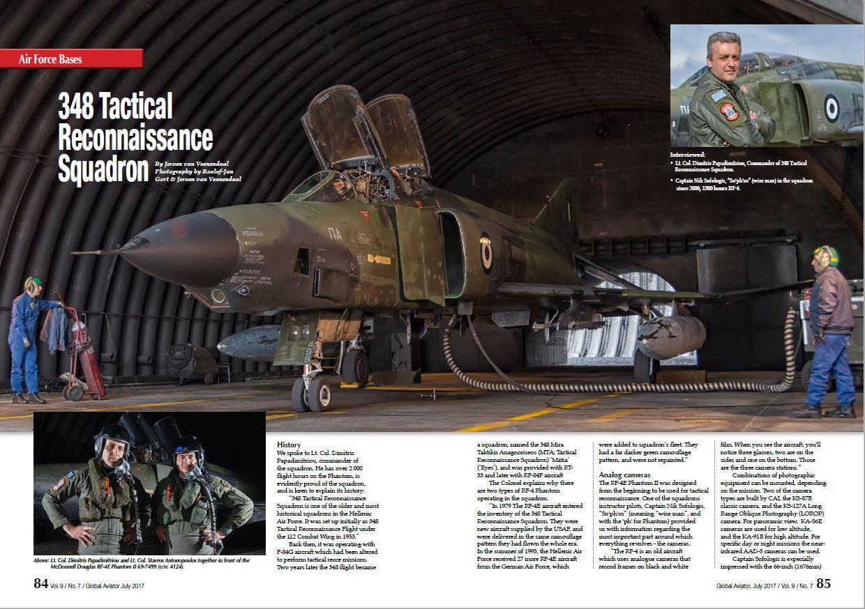 Global Aviator (South Africa) - RF-4E Phantom (1)
