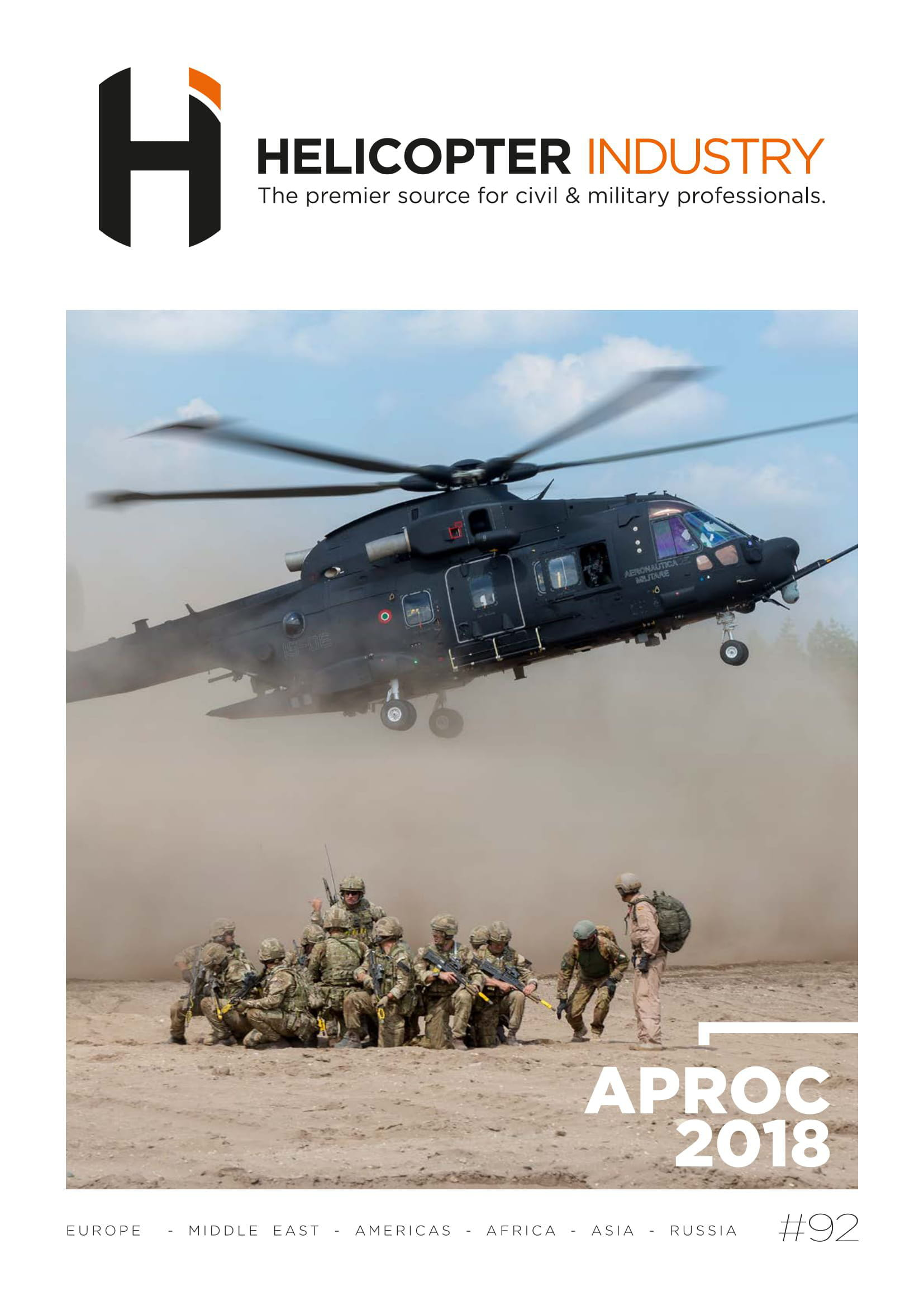 Helicopter Industry (France)_APROC 2018-1