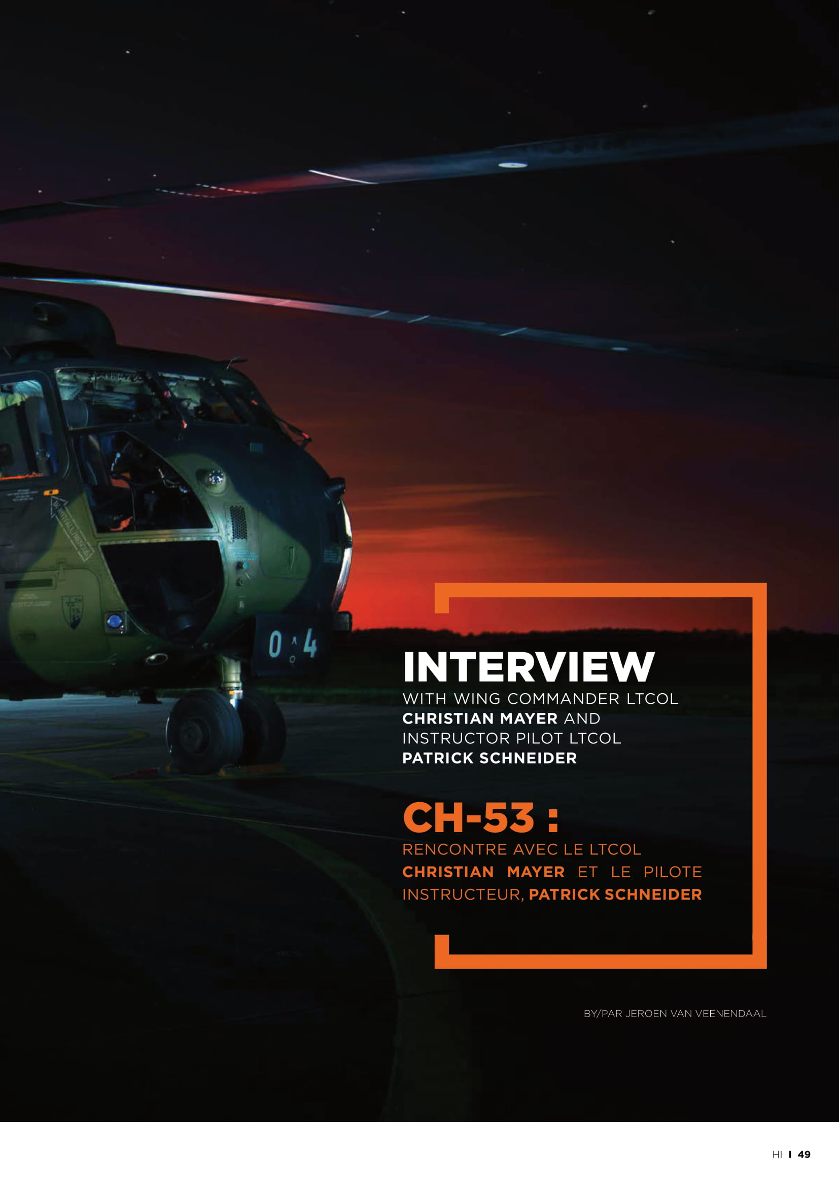 Helicopter Industry (France)_German Air Force CH53-03