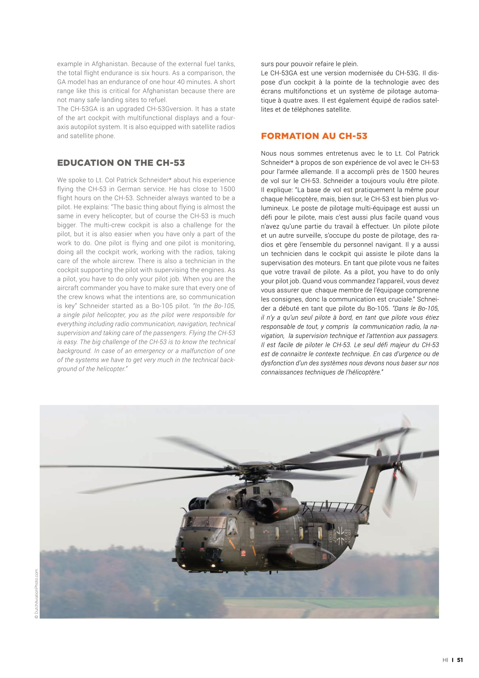 Helicopter Industry (France)_German Air Force CH53-05