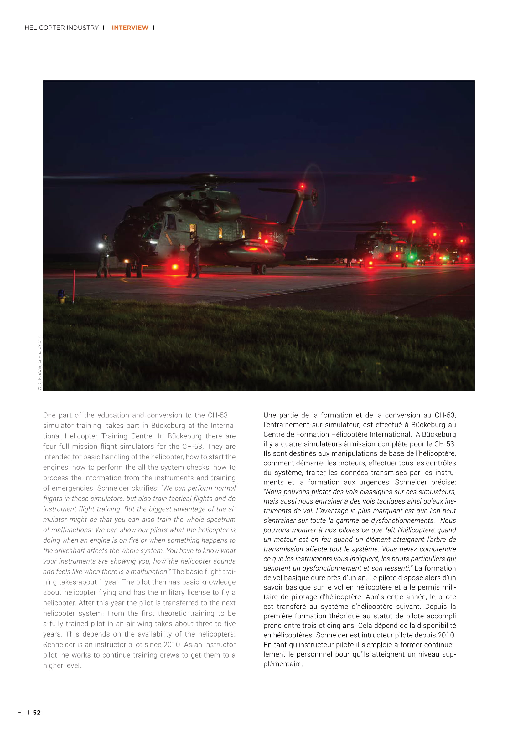 Helicopter Industry (France)_German Air Force CH53-06
