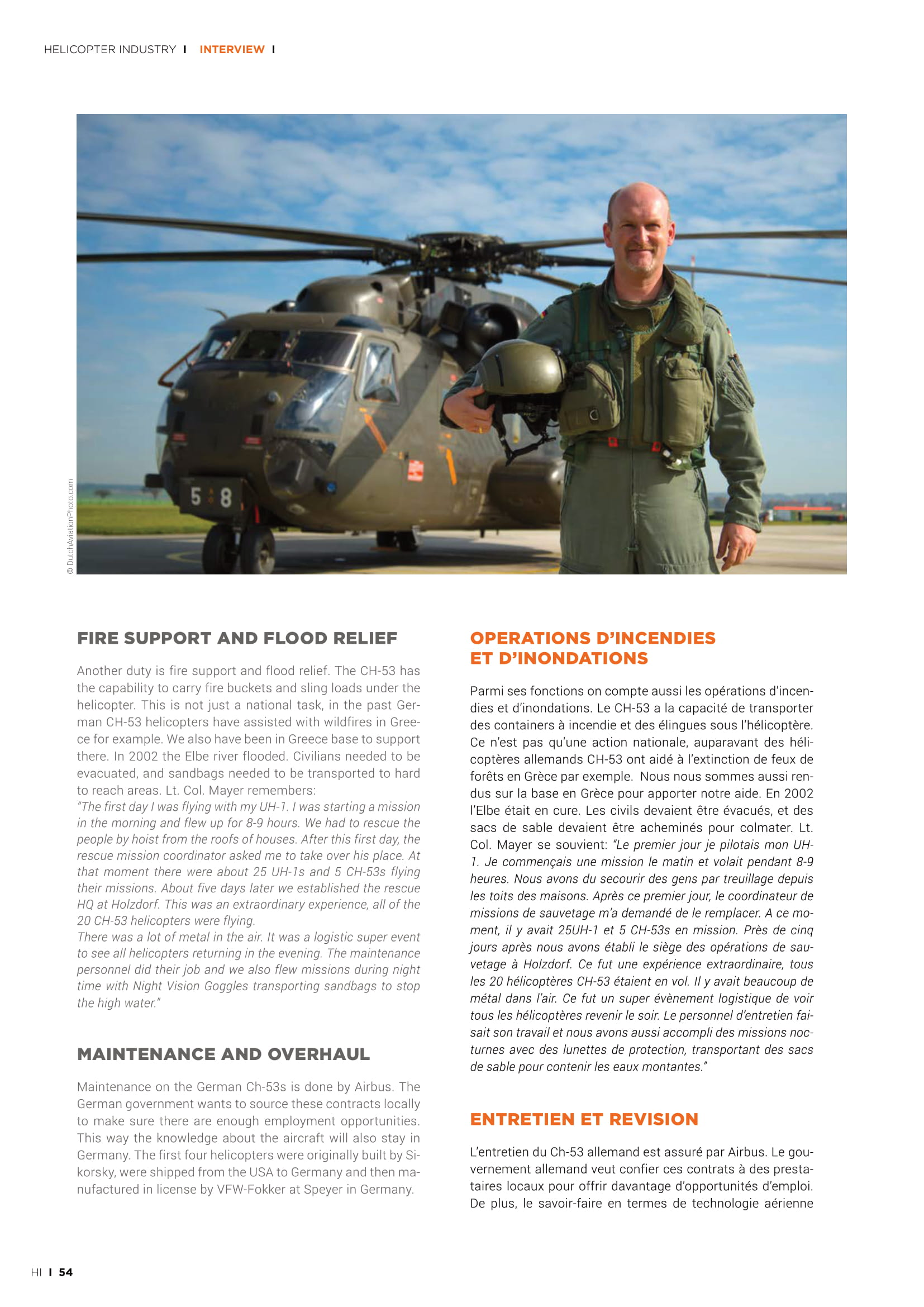 Helicopter Industry (France)_German Air Force CH53-08